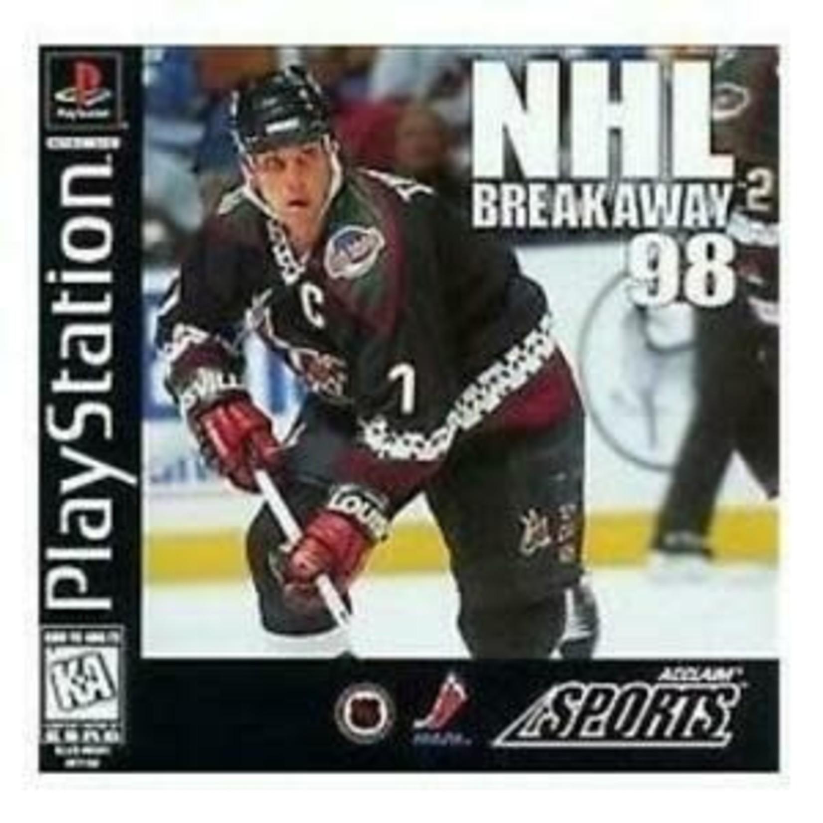 ps1u-NHL Breakaway 98