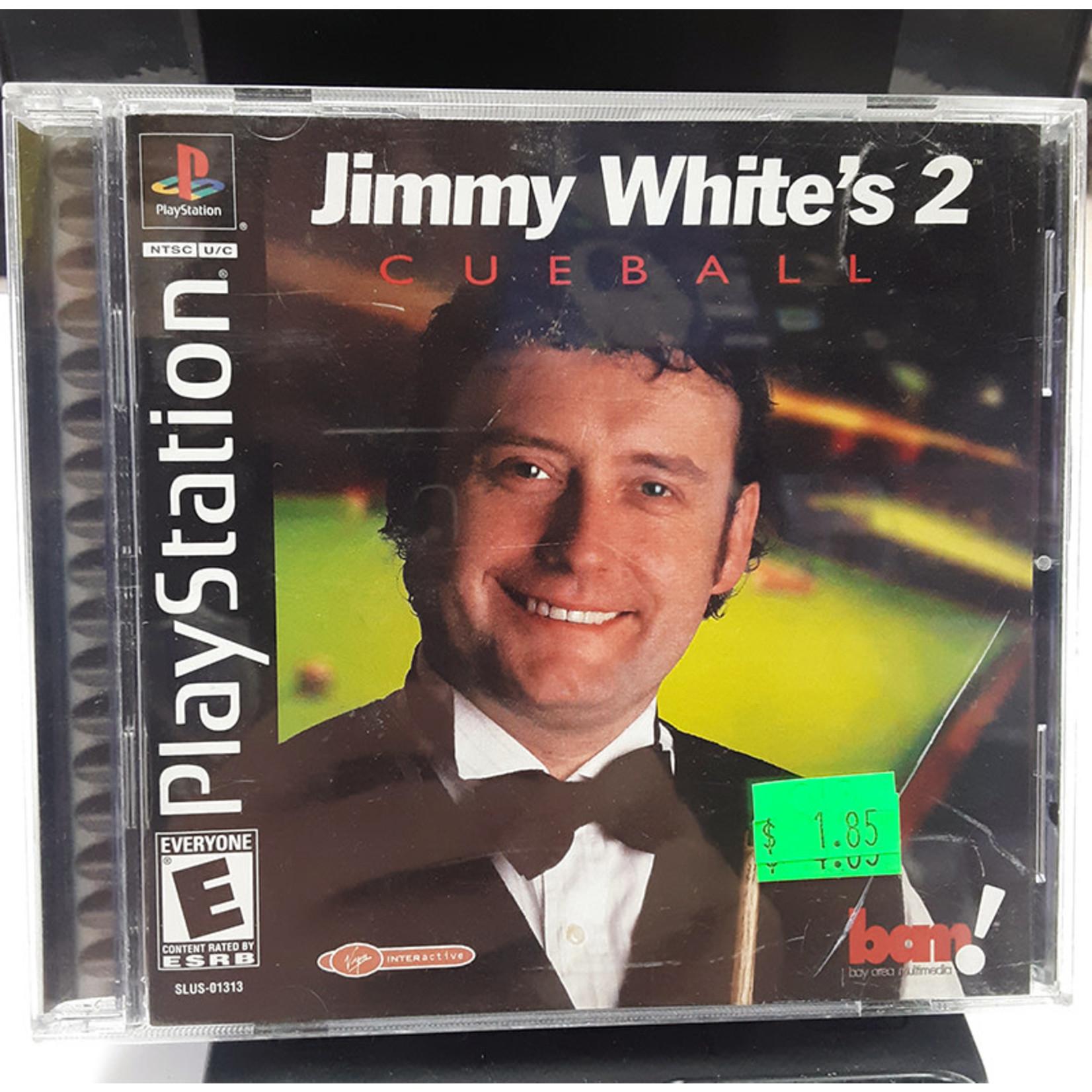 ps1u-jimmy white's 2: cueball