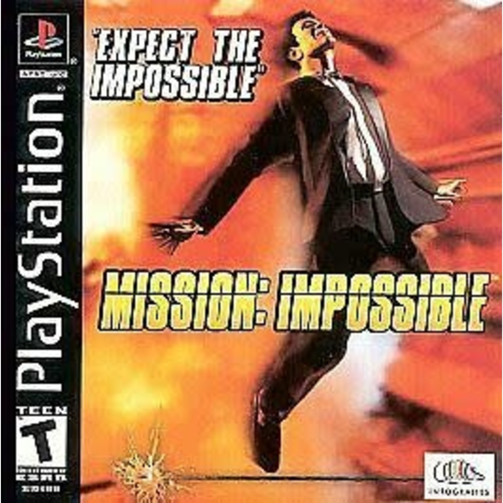 ps1u-Mission Impossible (complete)