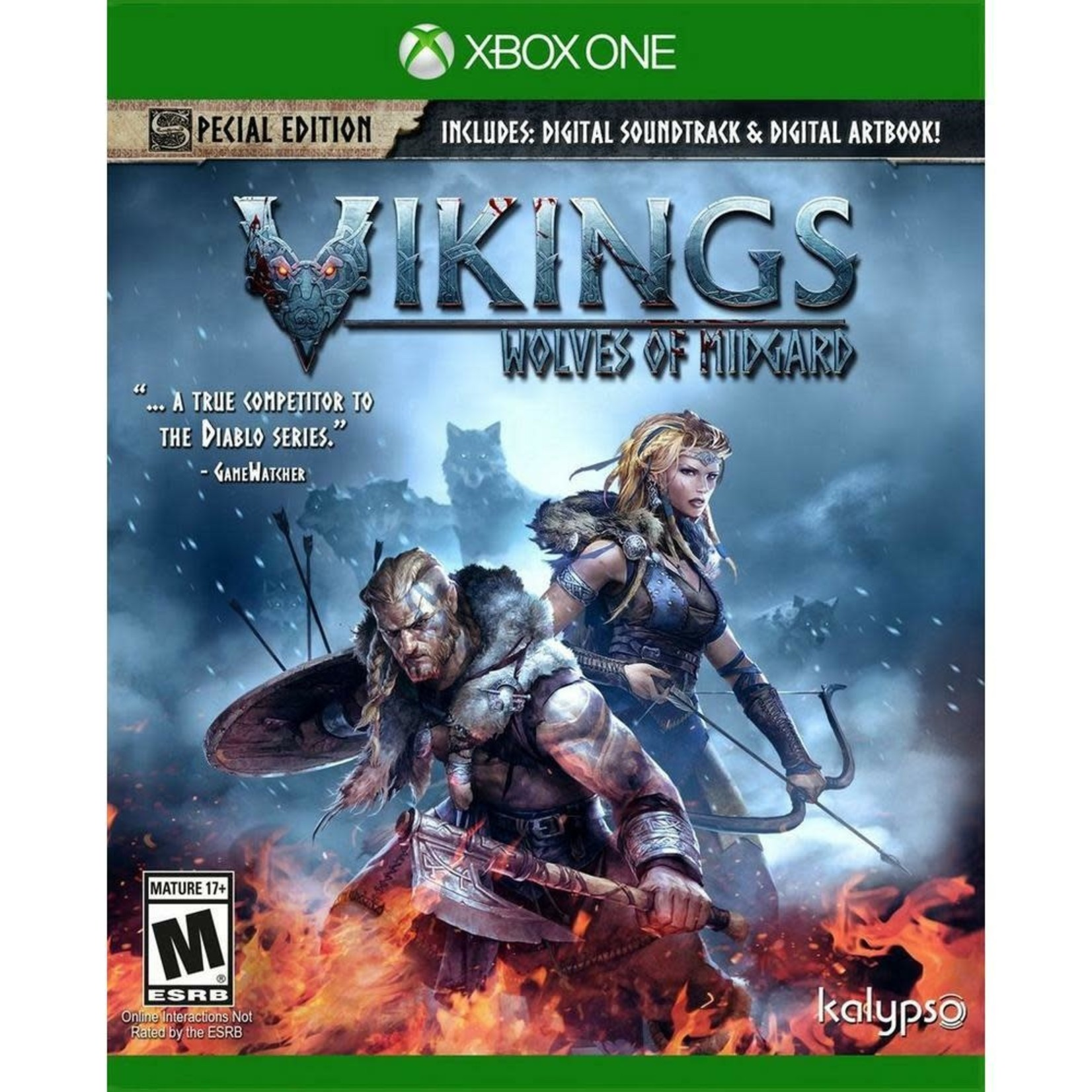 XB1U-Vikings: Wolves of Midgard