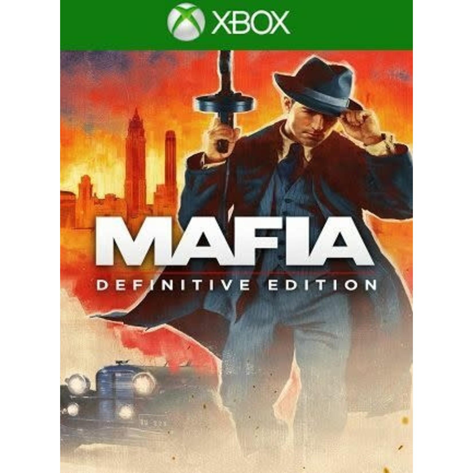 xb1-Mafia: Definitive Edition