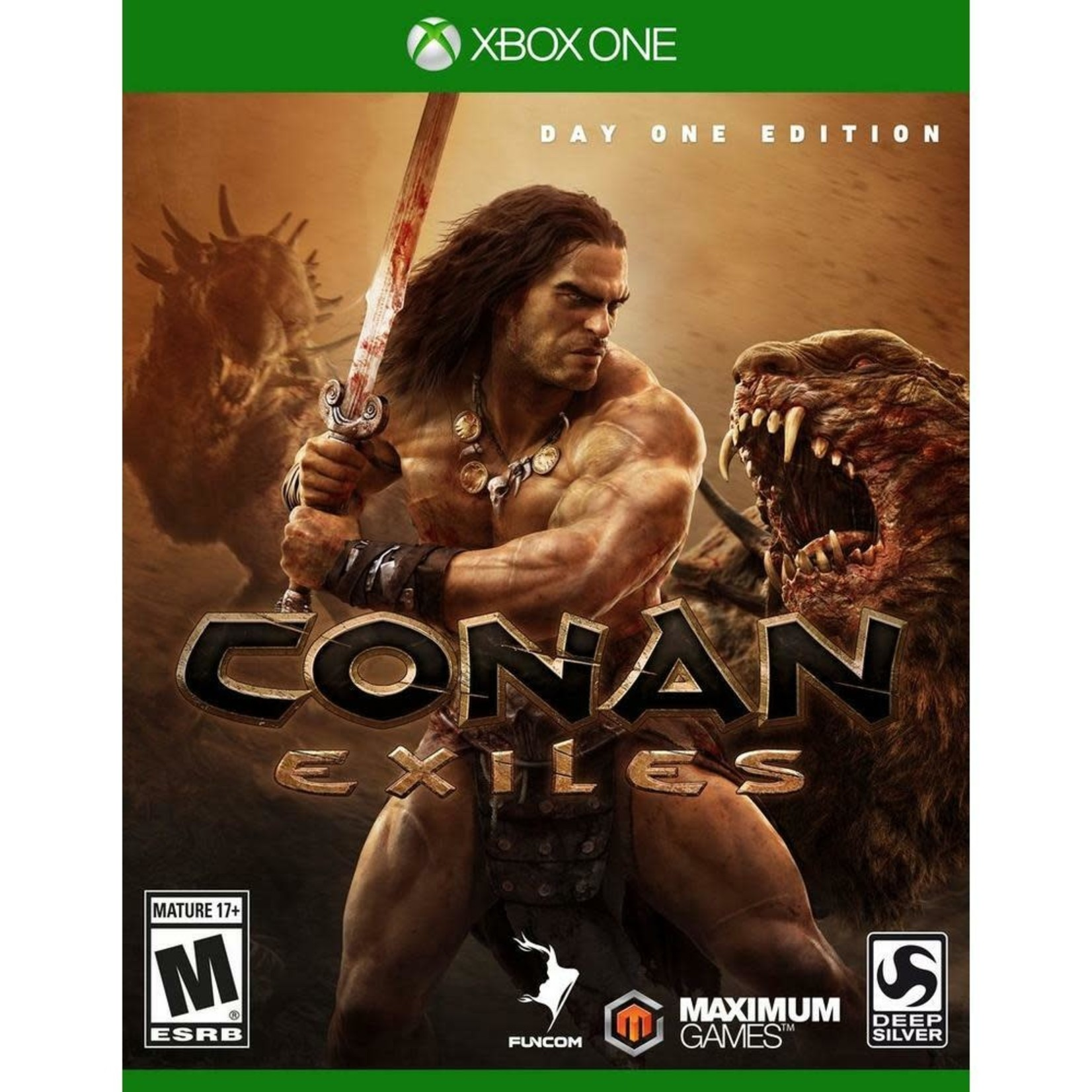 XB1-Conan Exiles