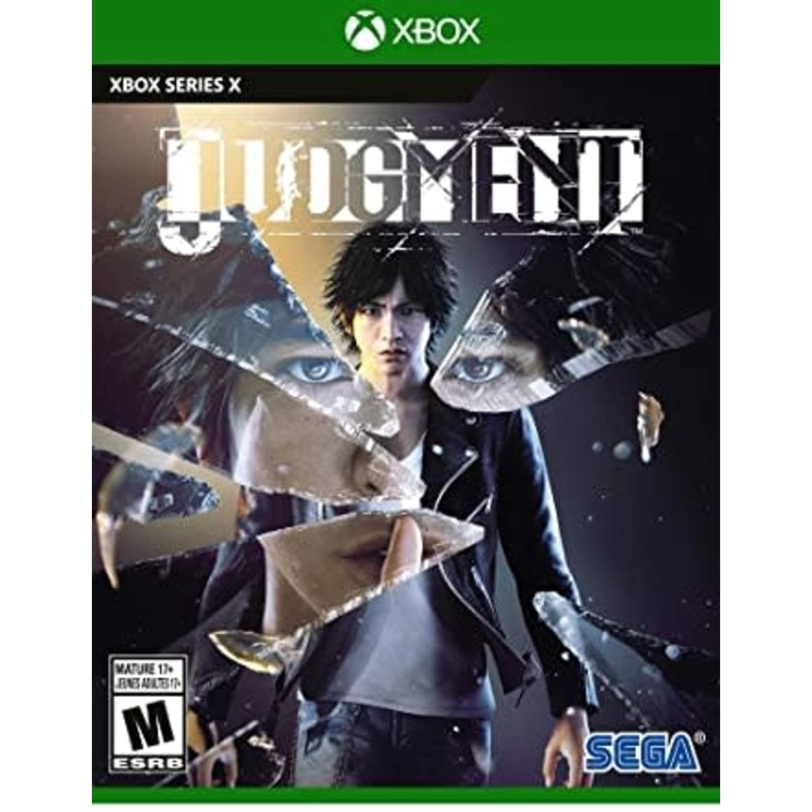 xb1u-Judgement