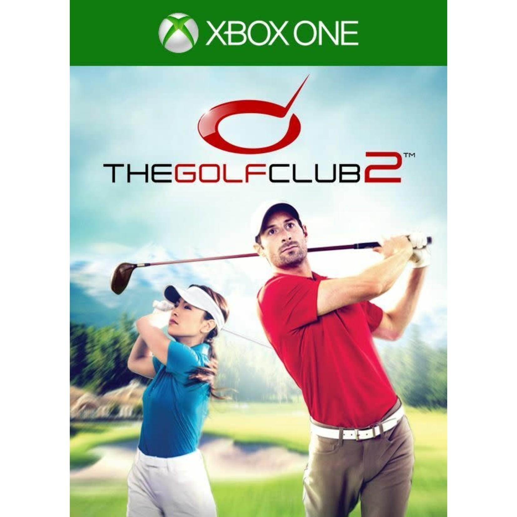 xb1u-Golf Club 2