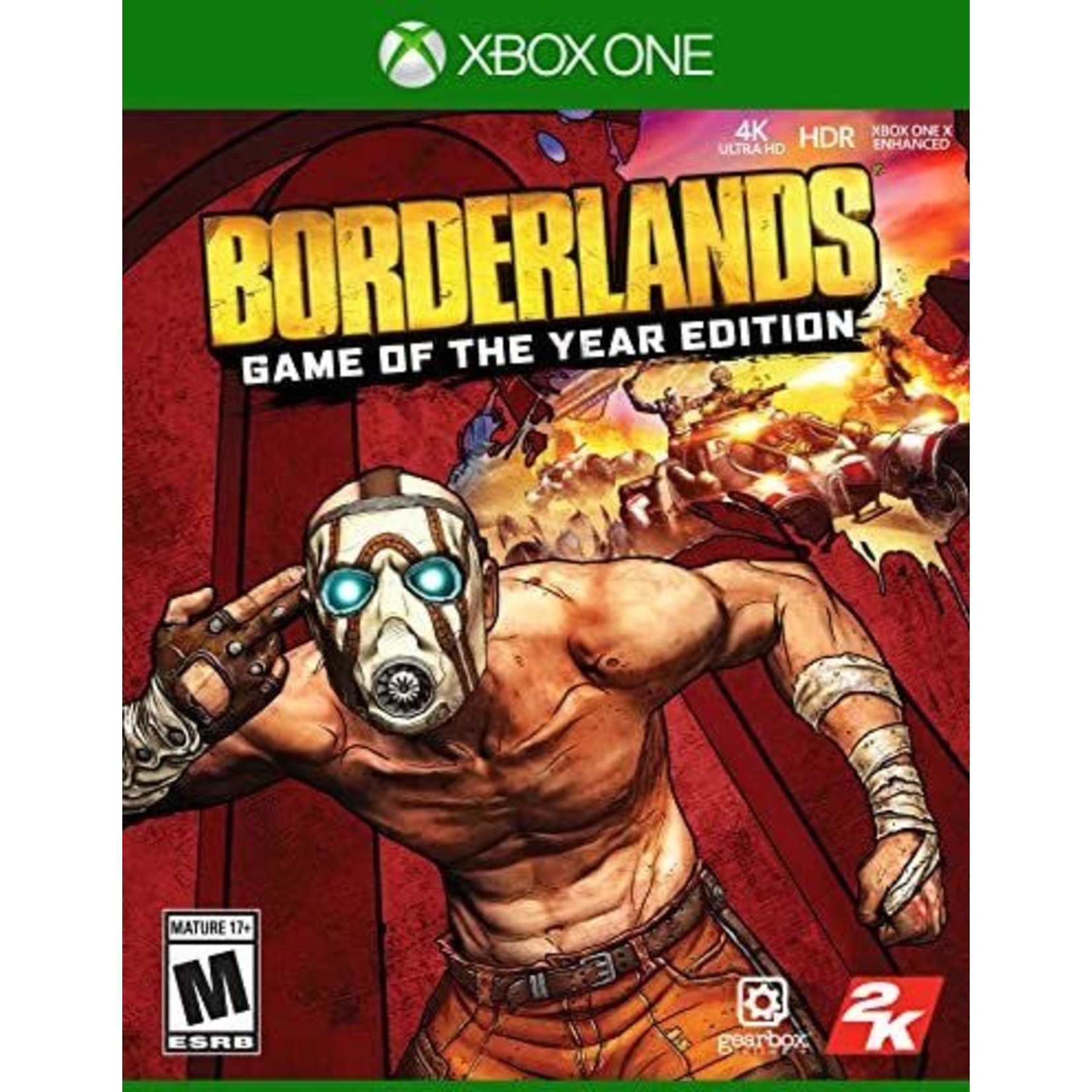 XB1U-Borderlands: Game of the Year Edition