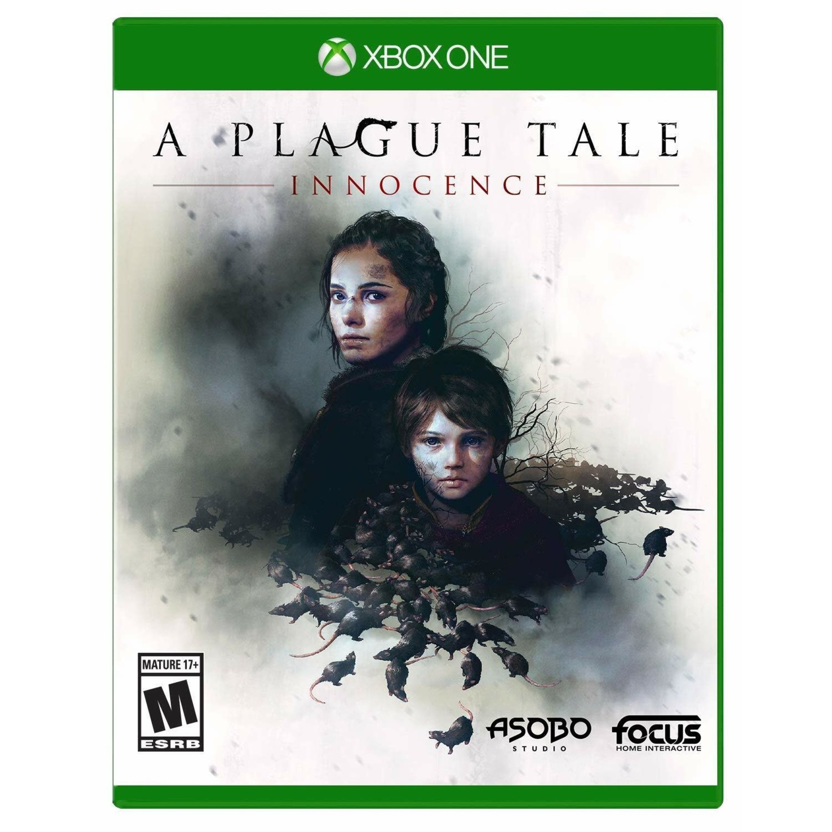 XB1U A Plague Tale: Innocence