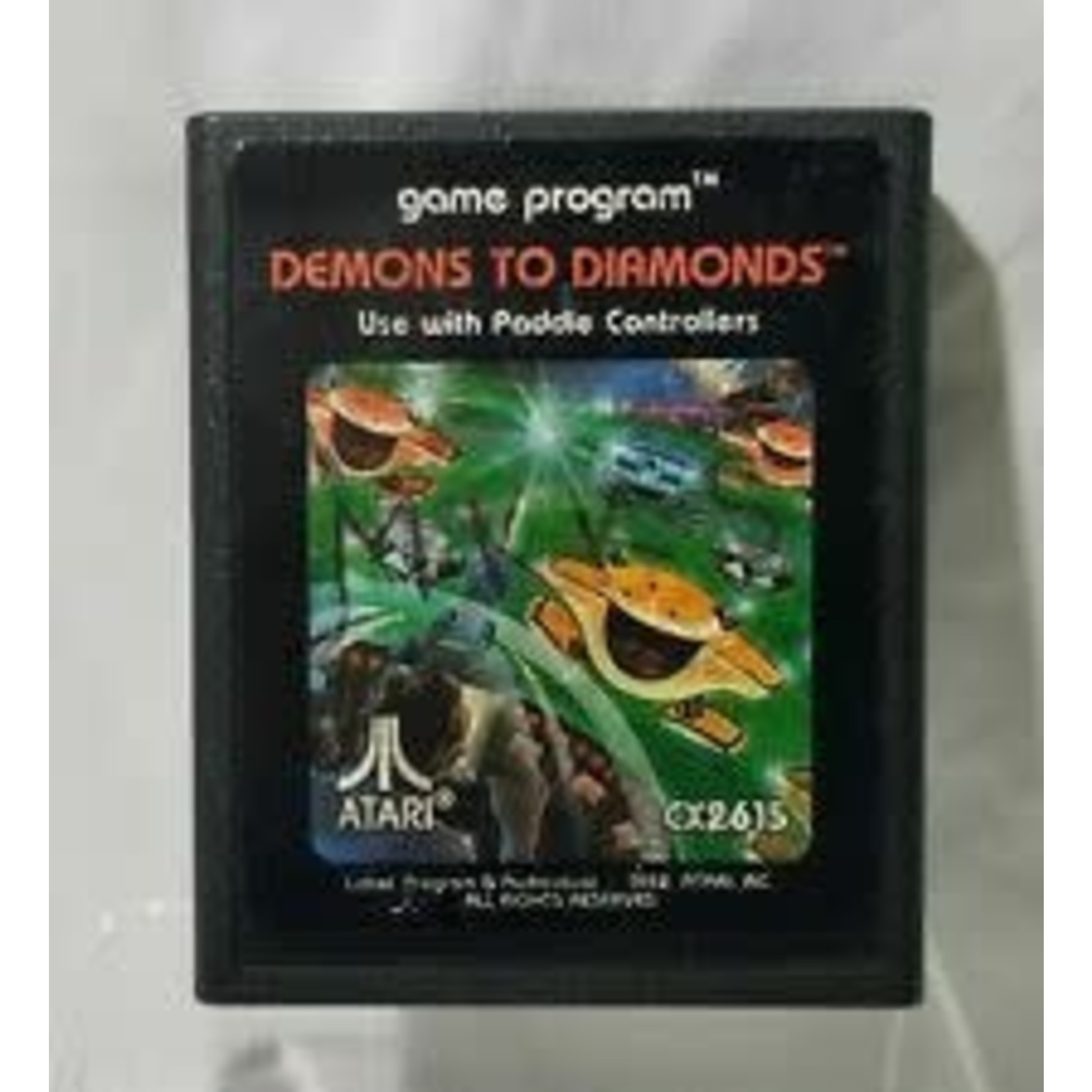ATARIU-Demons To Diamonds (CART ONLY)