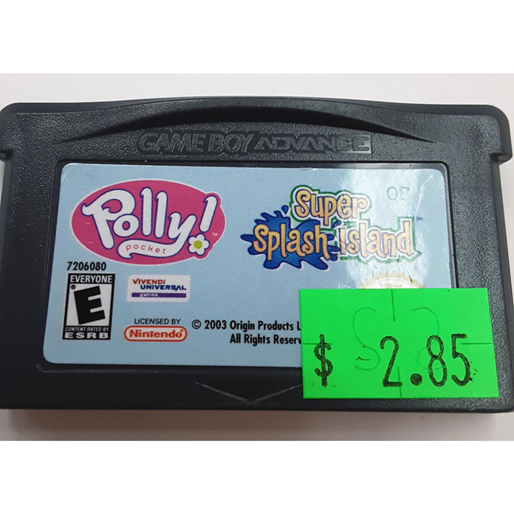 GBAu-Polly Pocket Super Splash Island (cartridge)