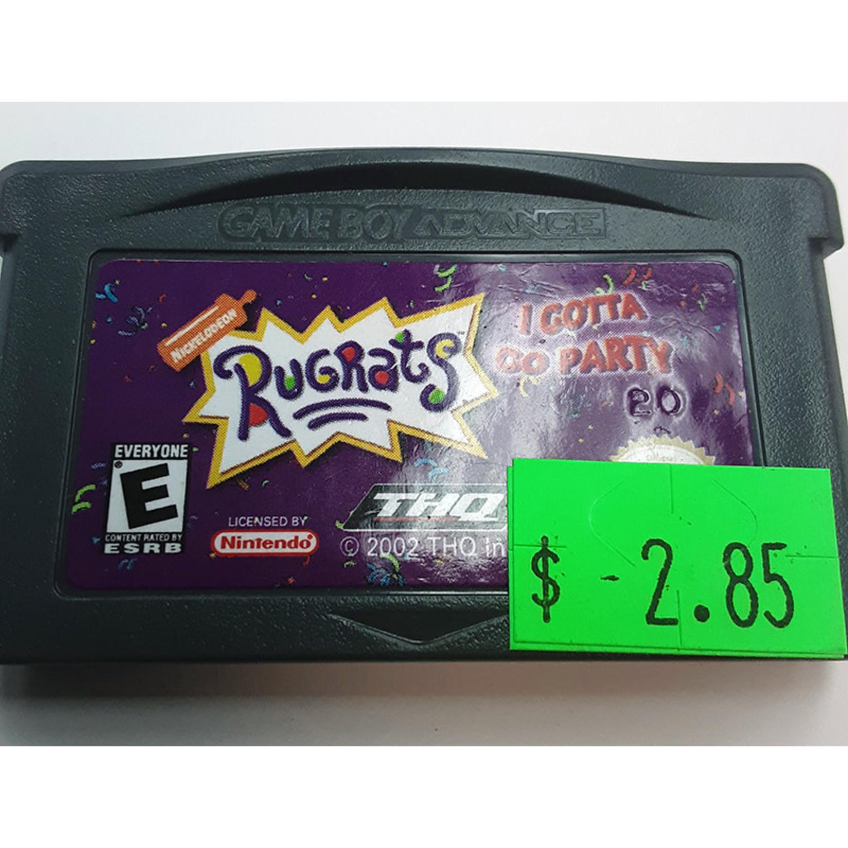 GBAu-Rugrats I Gotta Go Party (cartridge)