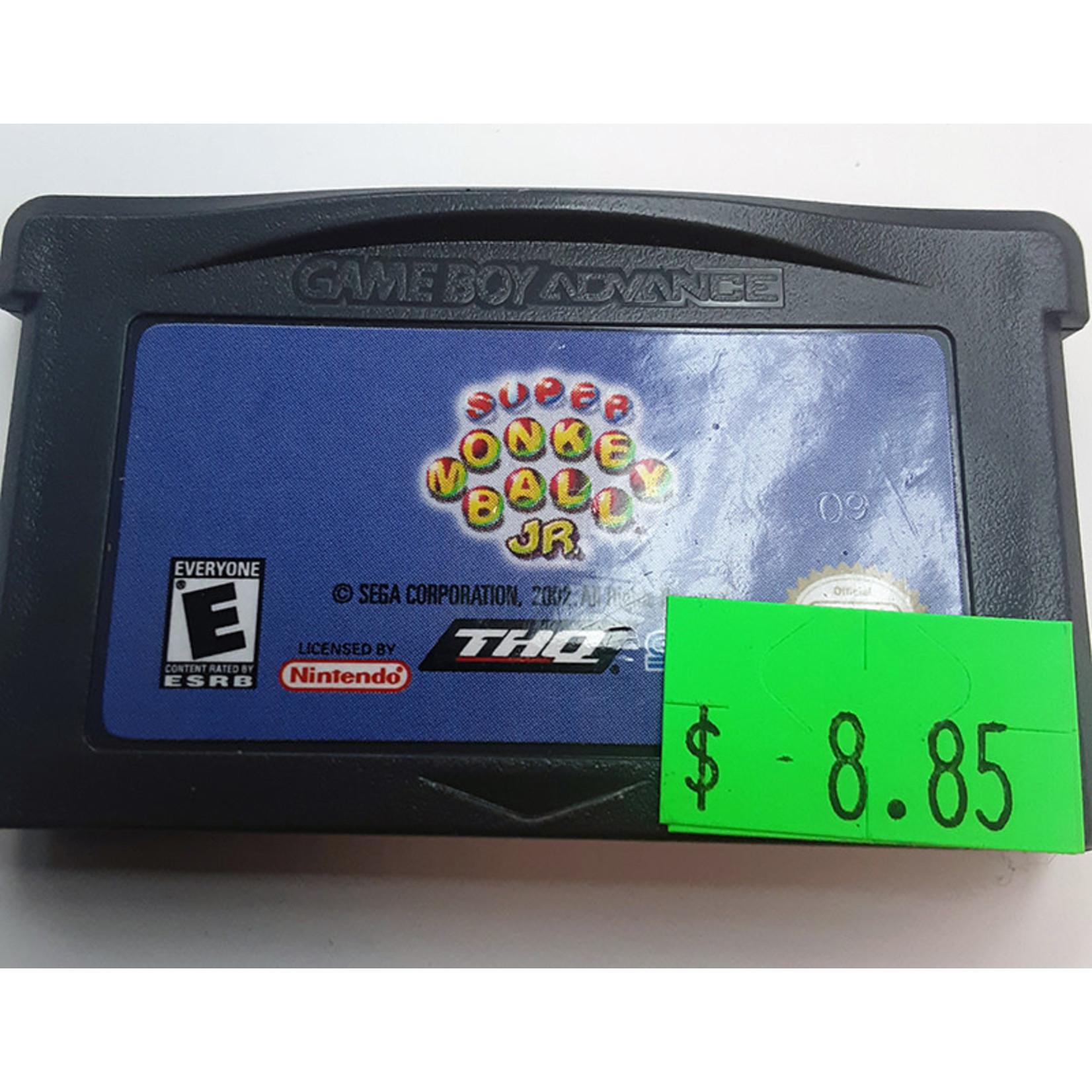 GBAu-Super Monkey Ball Jr (cartridge)