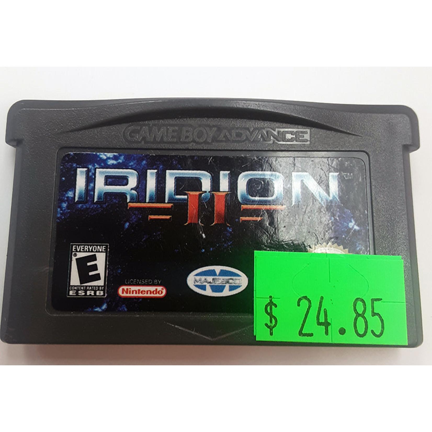 GBAu-Iridion 2 (cartridge)
