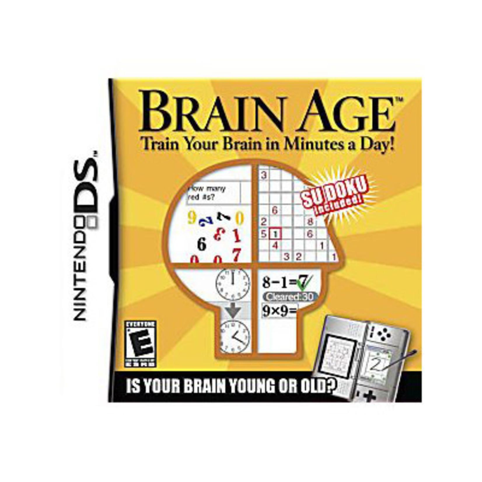 DSU-Brain Age: Train Your Brain in Minutes A Day