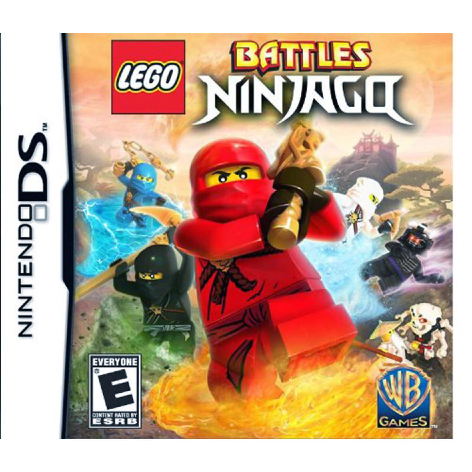 DSU-LEGO BATTLES NINJAGA