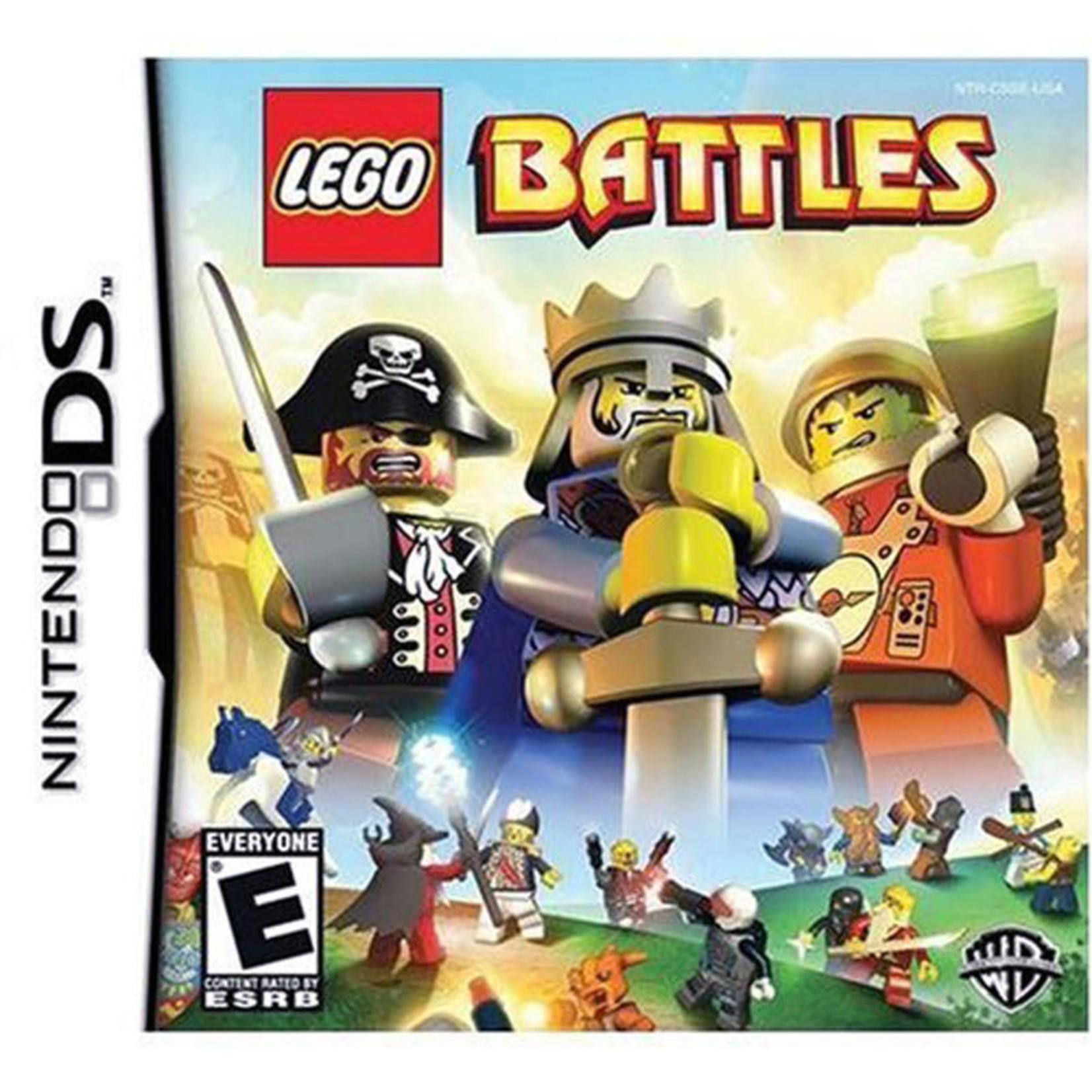 DSU-Lego Battles