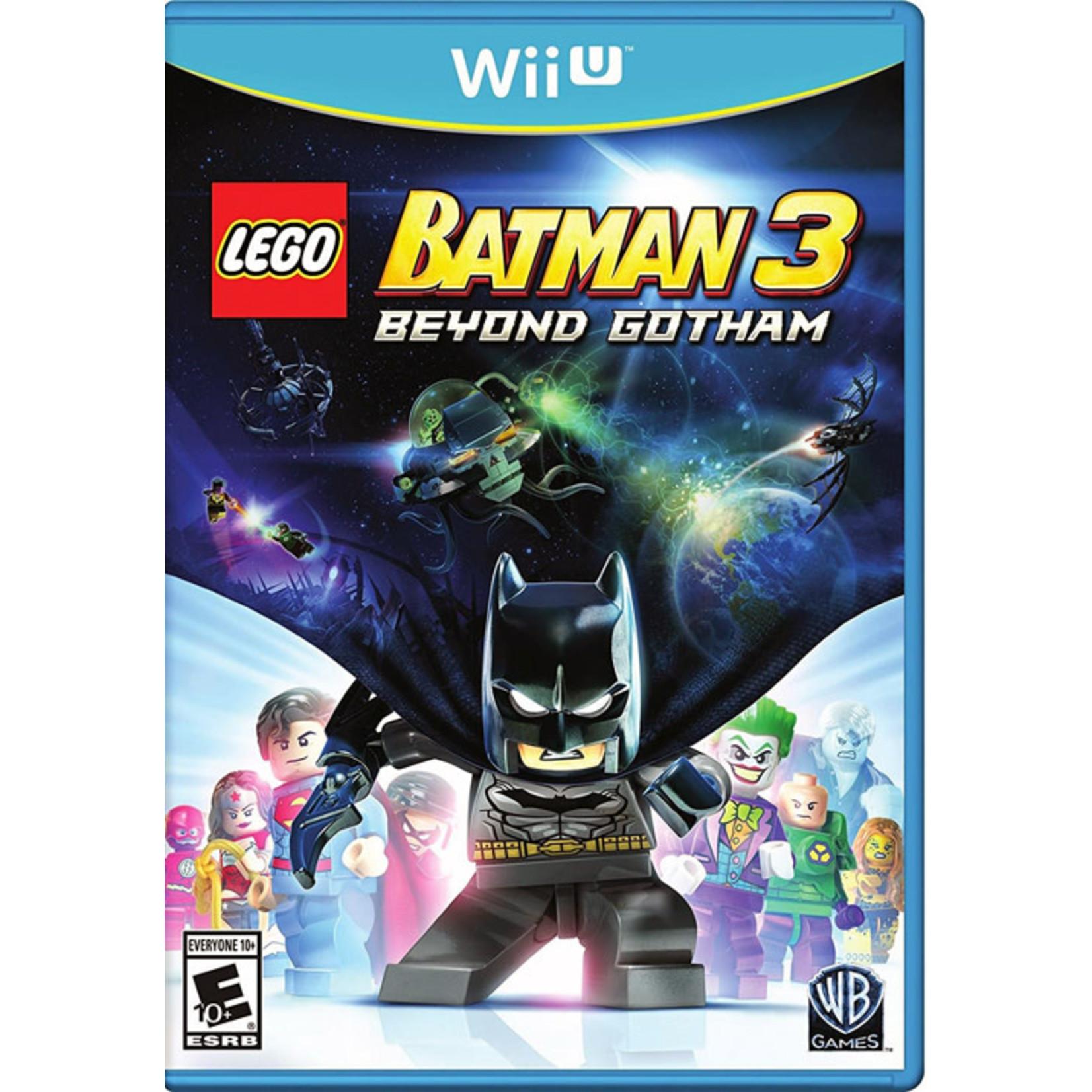 WIIU-LEGO Batman 3: Beyond Gotham