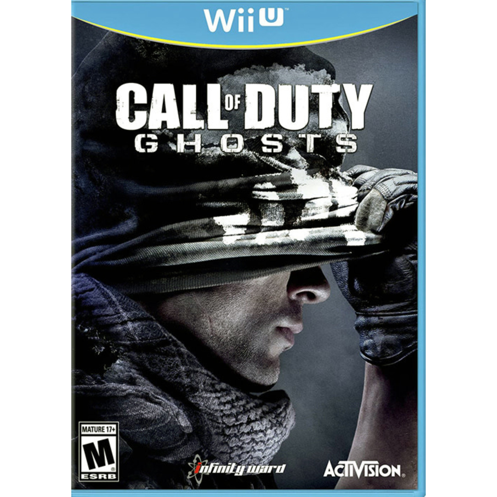 WIIUUSD-Call of Duty: Ghosts