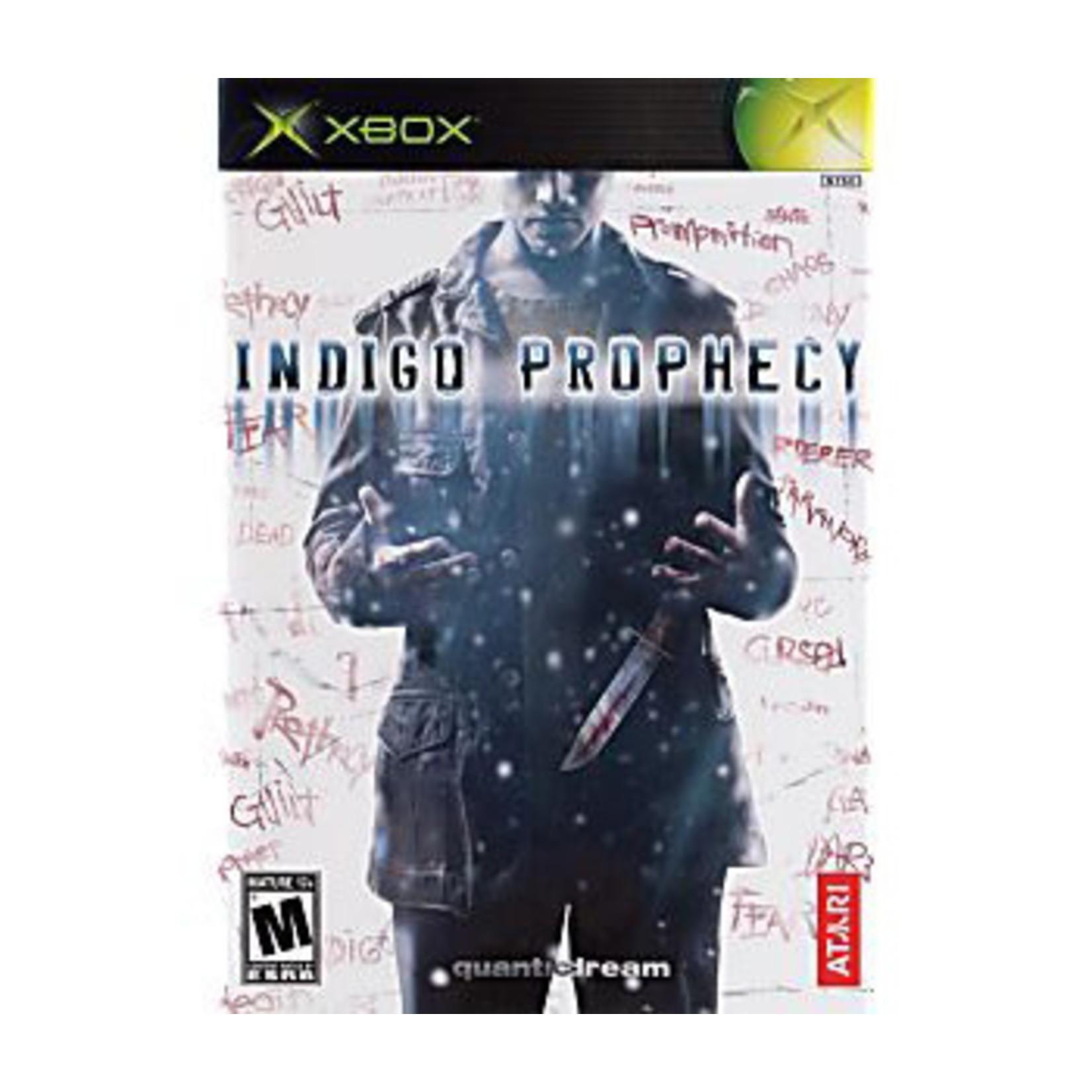 XBU-INDIGO PROPHECY