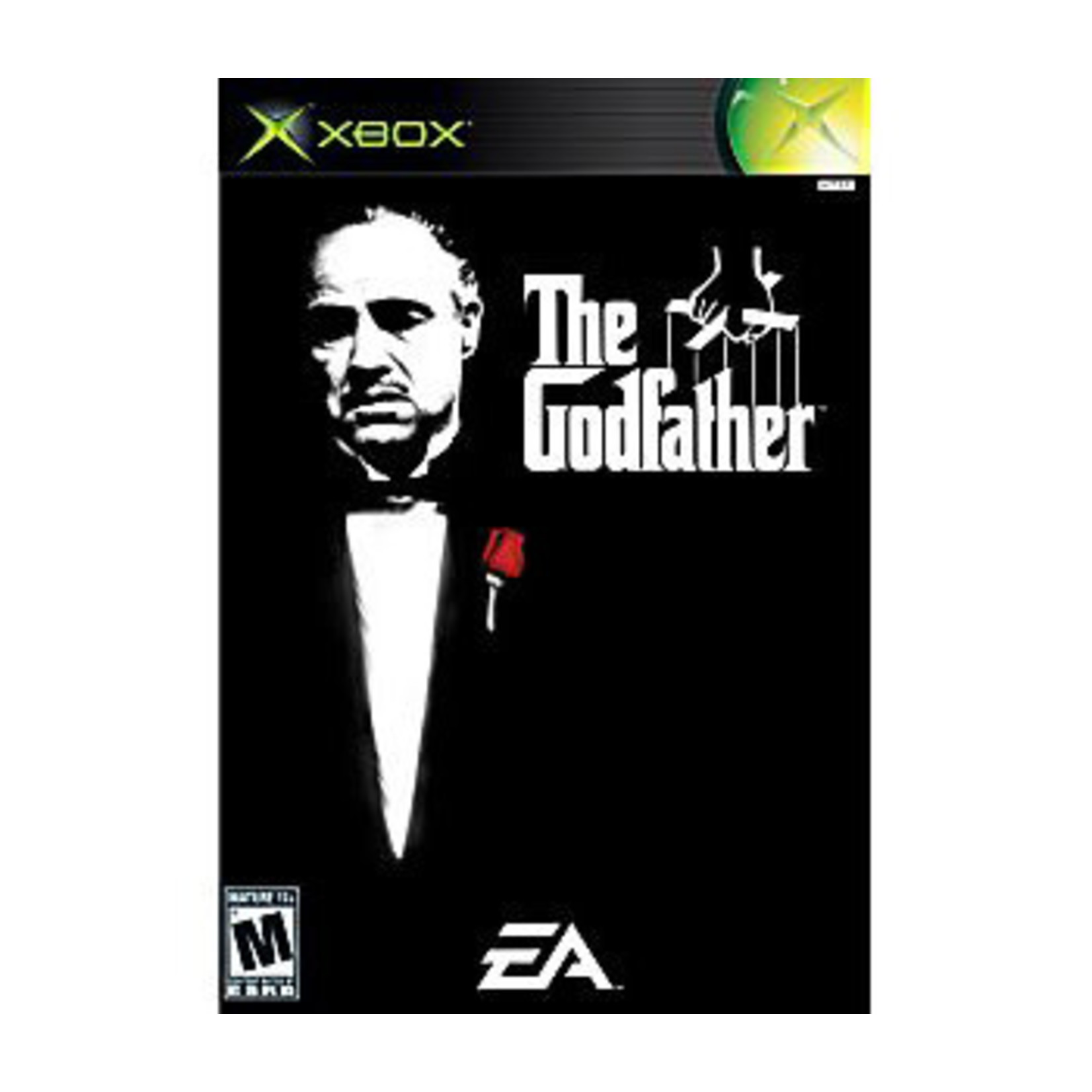 xbu-The Godfather the Game