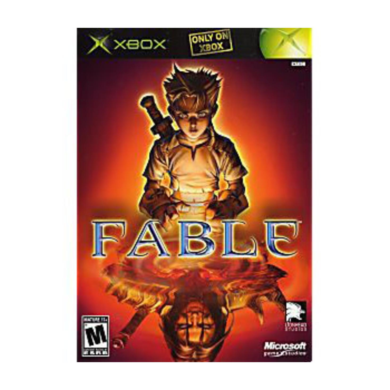 XBU-FABLE