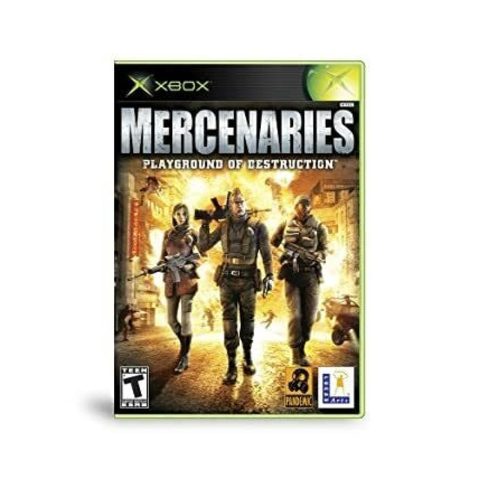 XBU-Mercenaries