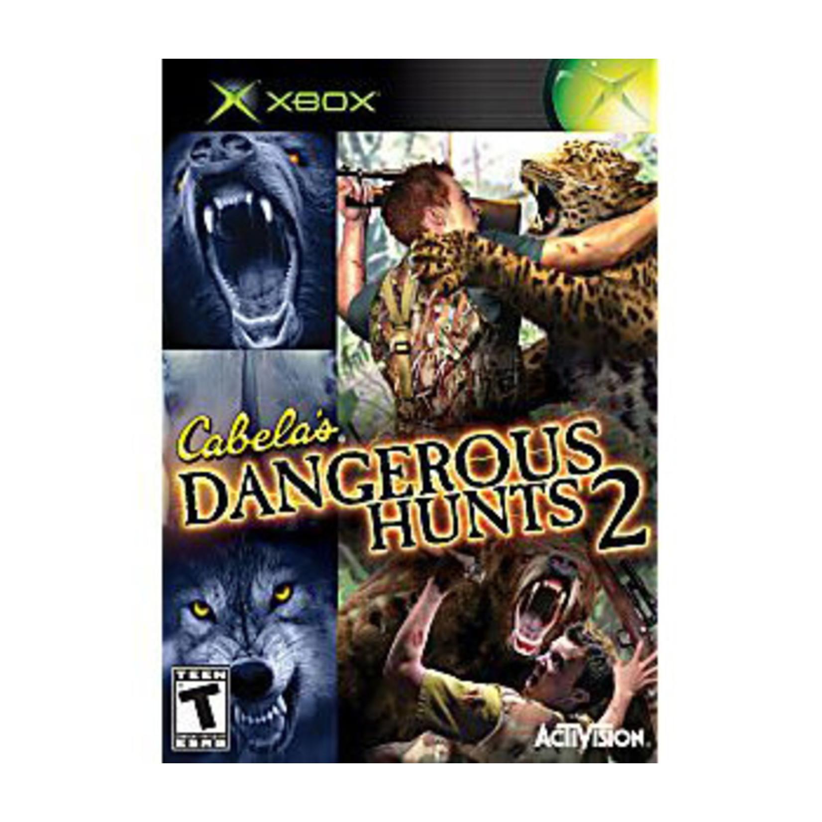 XBU-CABELAS DANGEROUS HUNTS 2