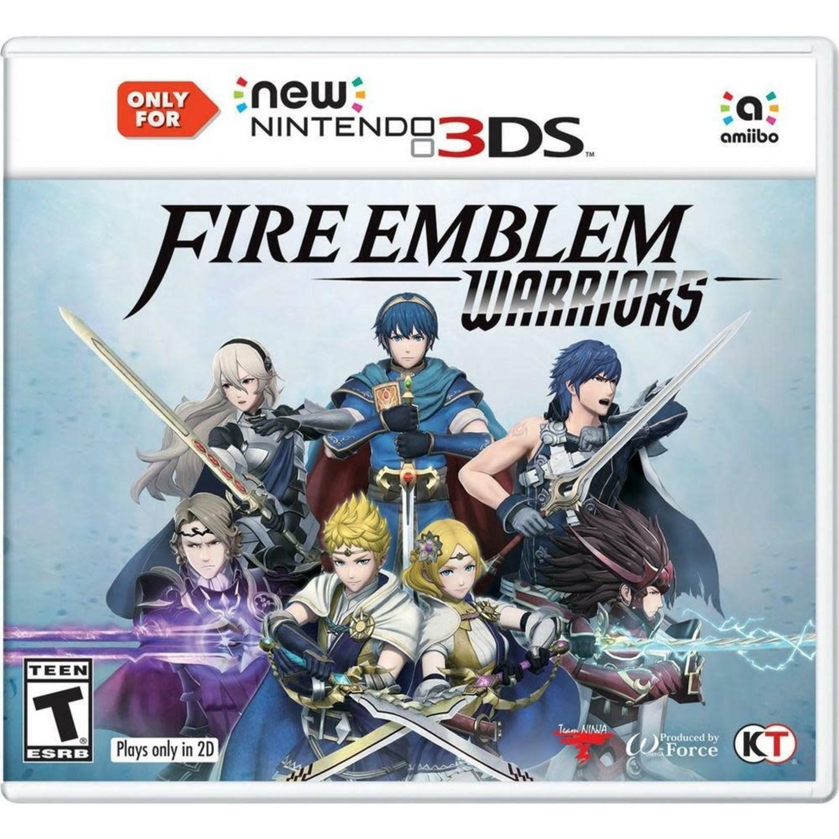 3DS-Fire Emblem Warriors
