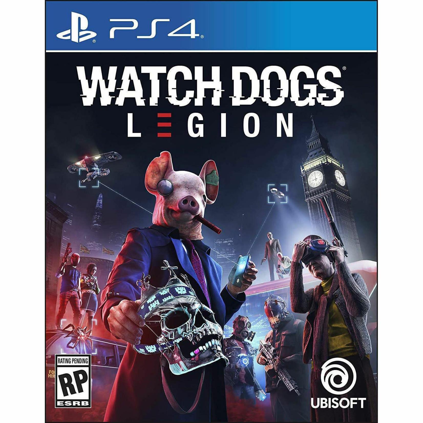 PS4-Watch Dogs: Legion