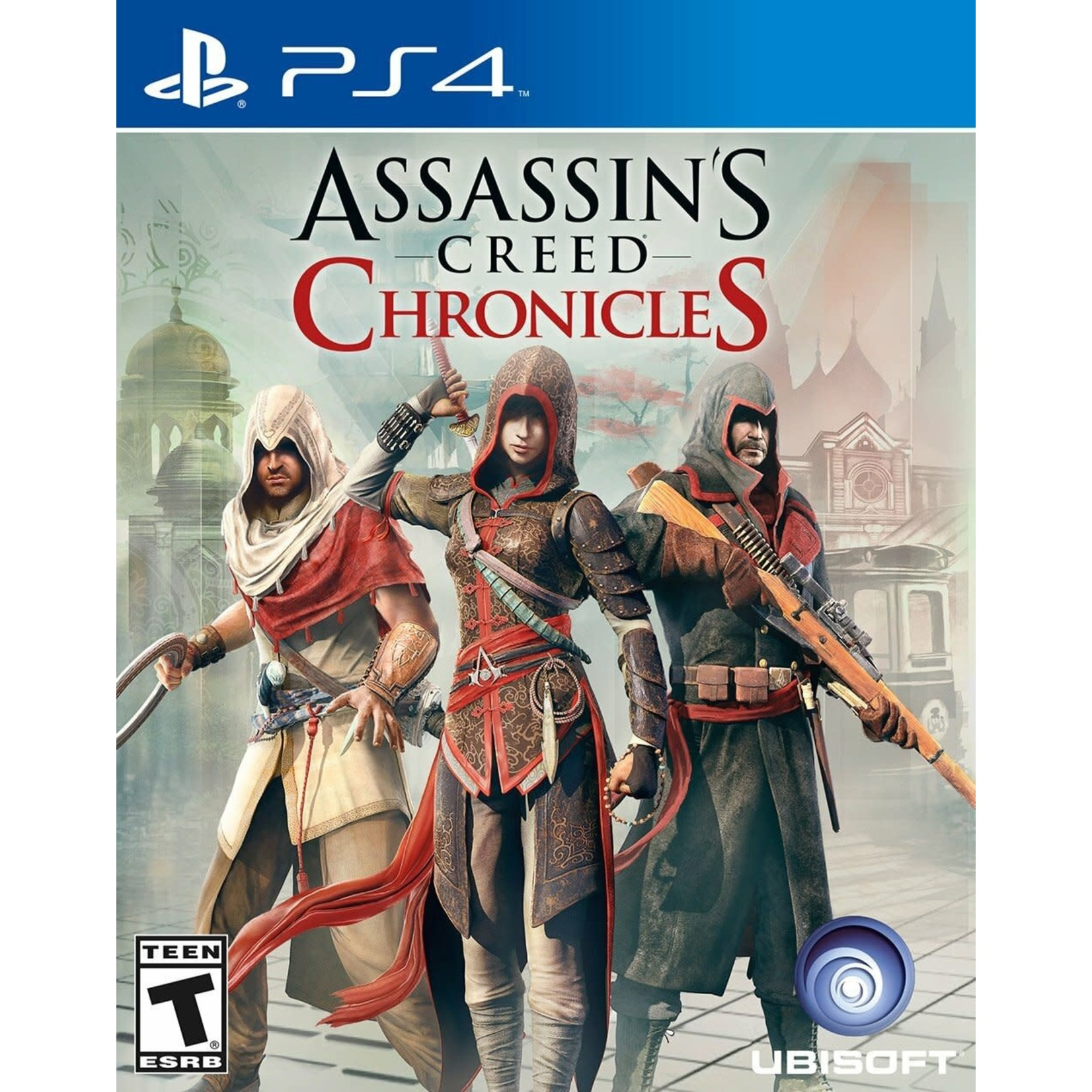 PS4-Assassin's Creed Chronicles