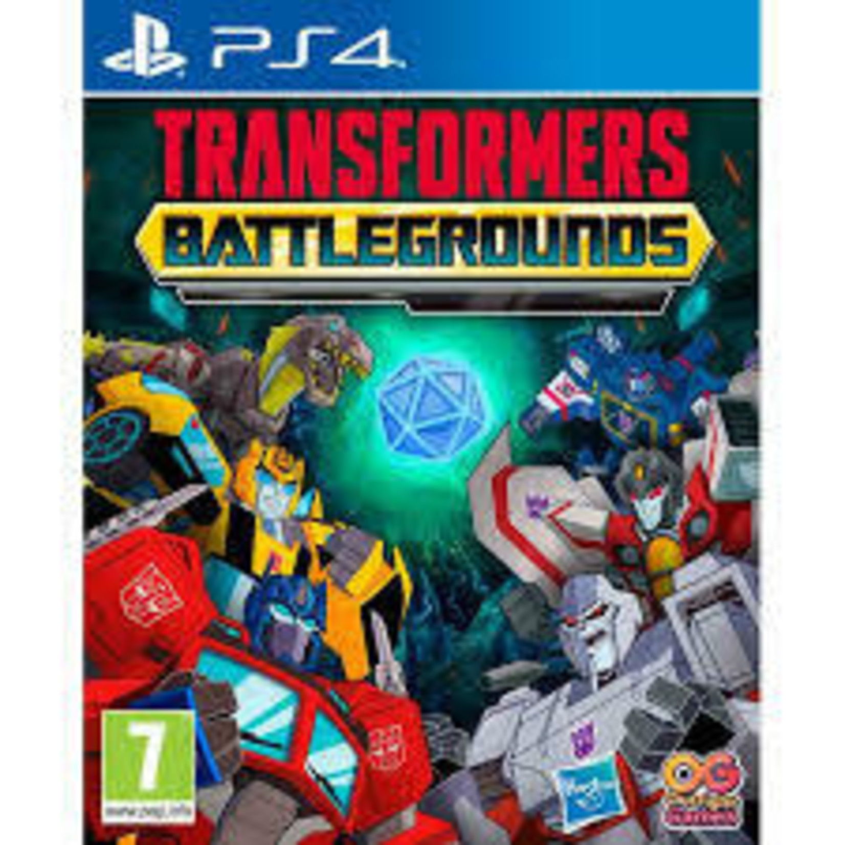 PS4-Transformers: Battlegrounds