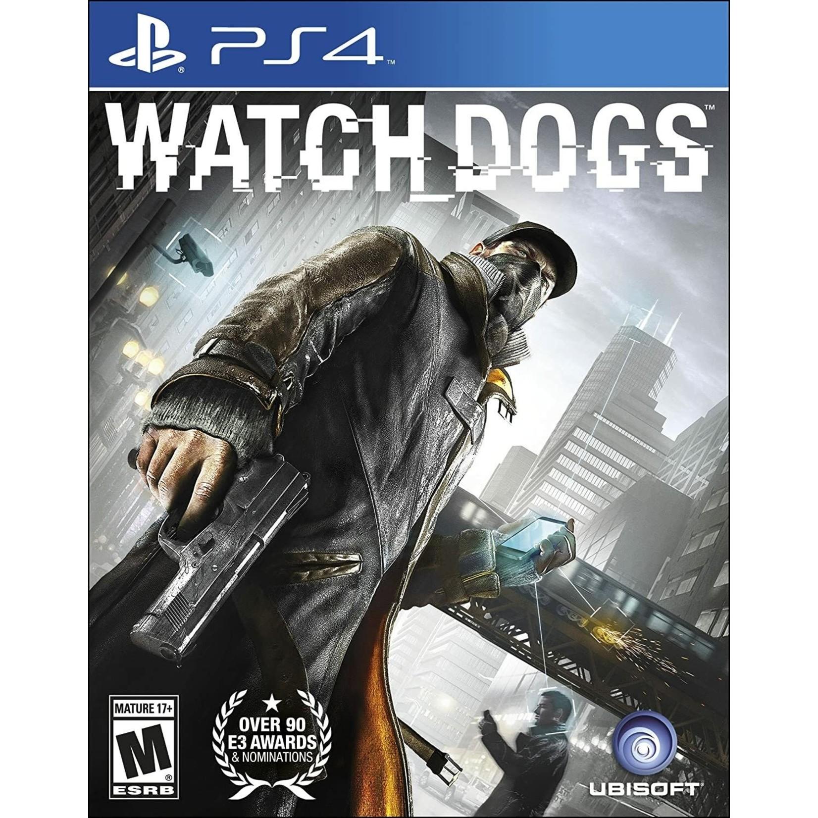 PS4U-Watch Dogs