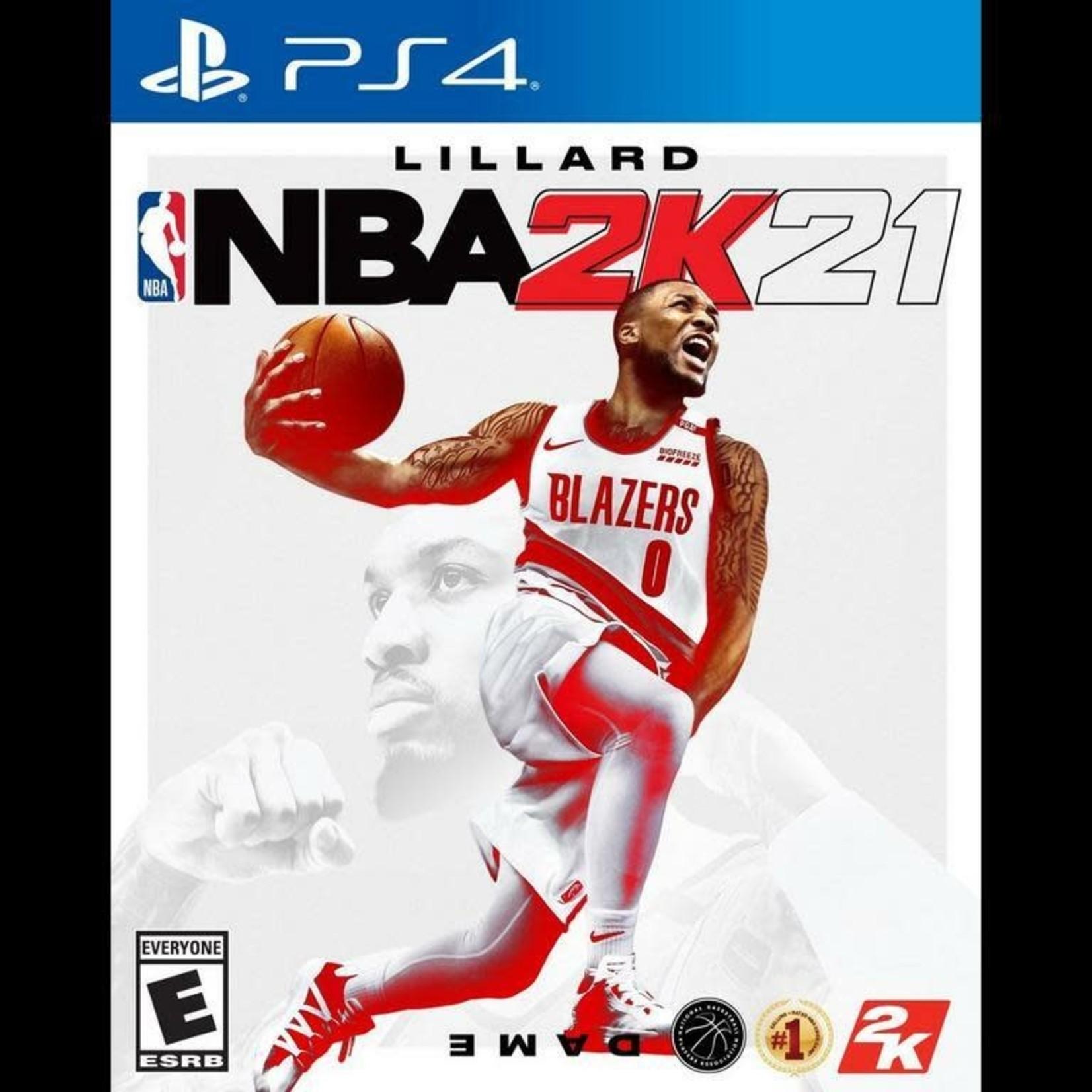 PS4-NBA 2K21