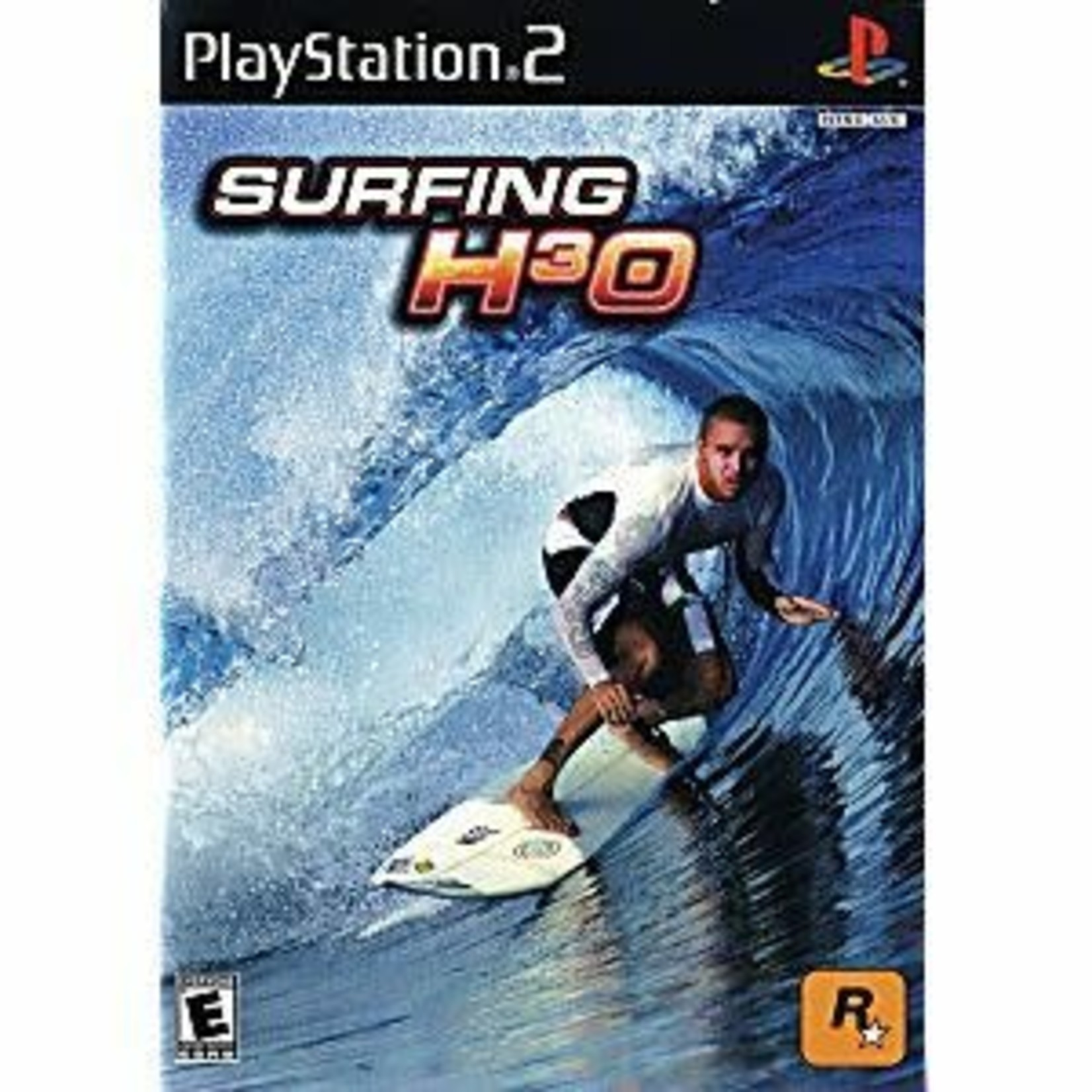 PS2U-SURFING H3O