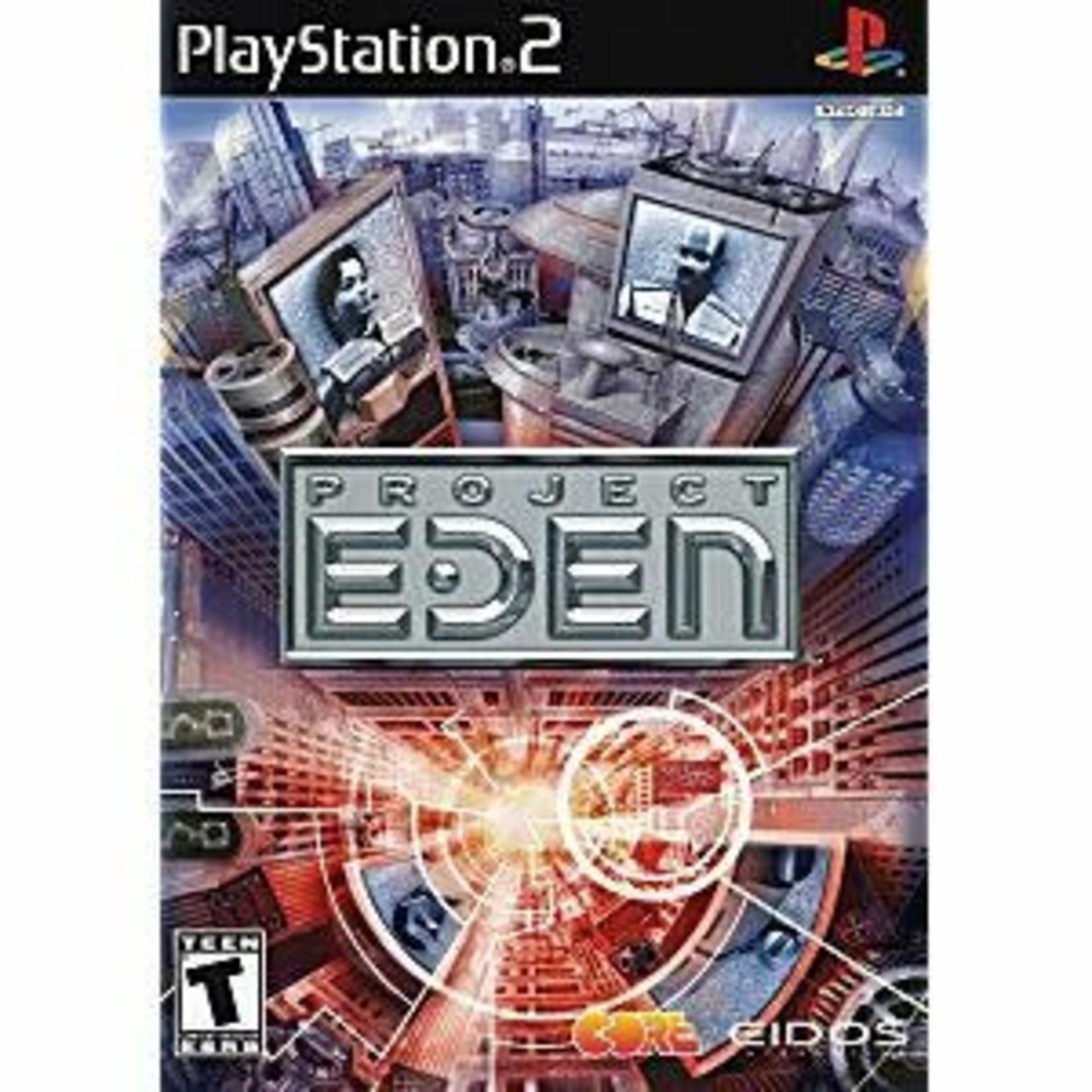 PS2U-PROJECT EDEN