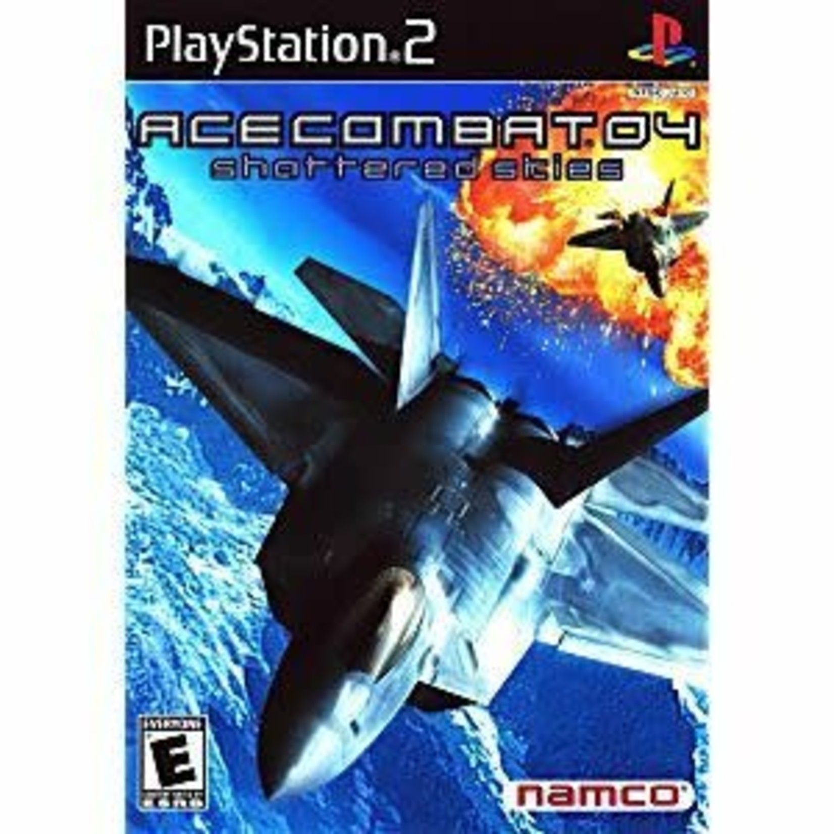 PS2U-Ace Combat 4 Shattered Skies