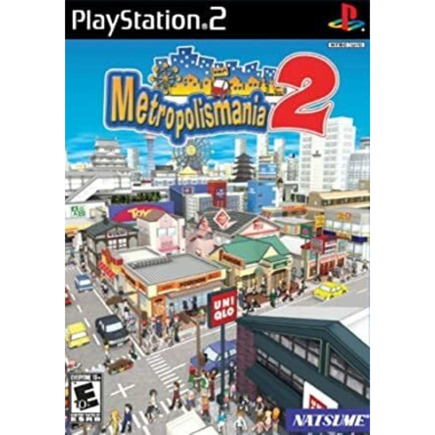 PS2U-Metropolismania 2