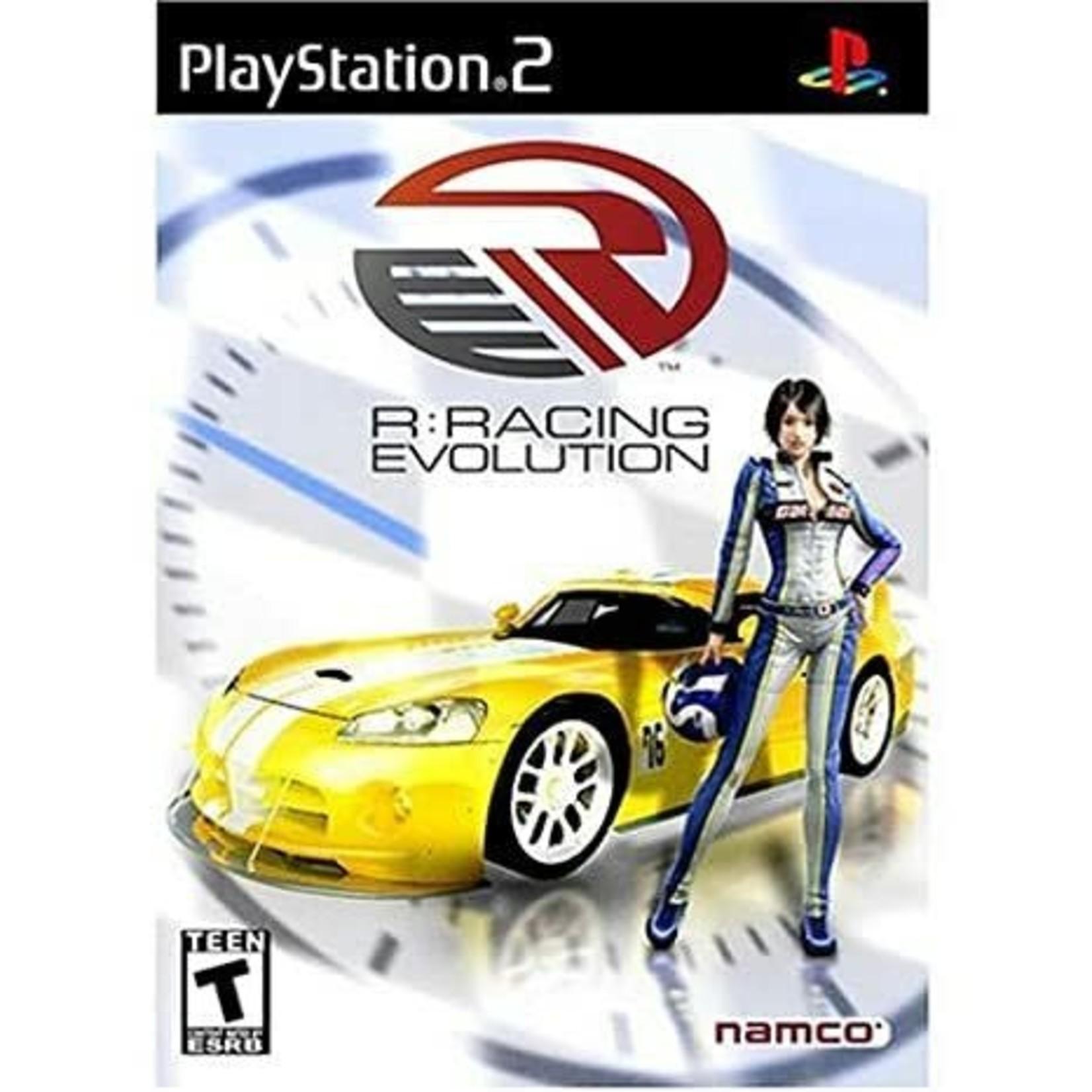 PS2U-R: Racing Evolution