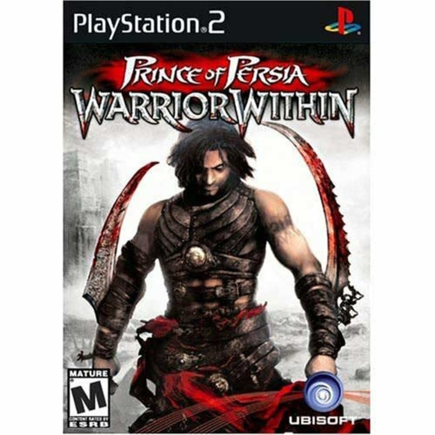 ps2u-Prince Of Persia Warrior Within