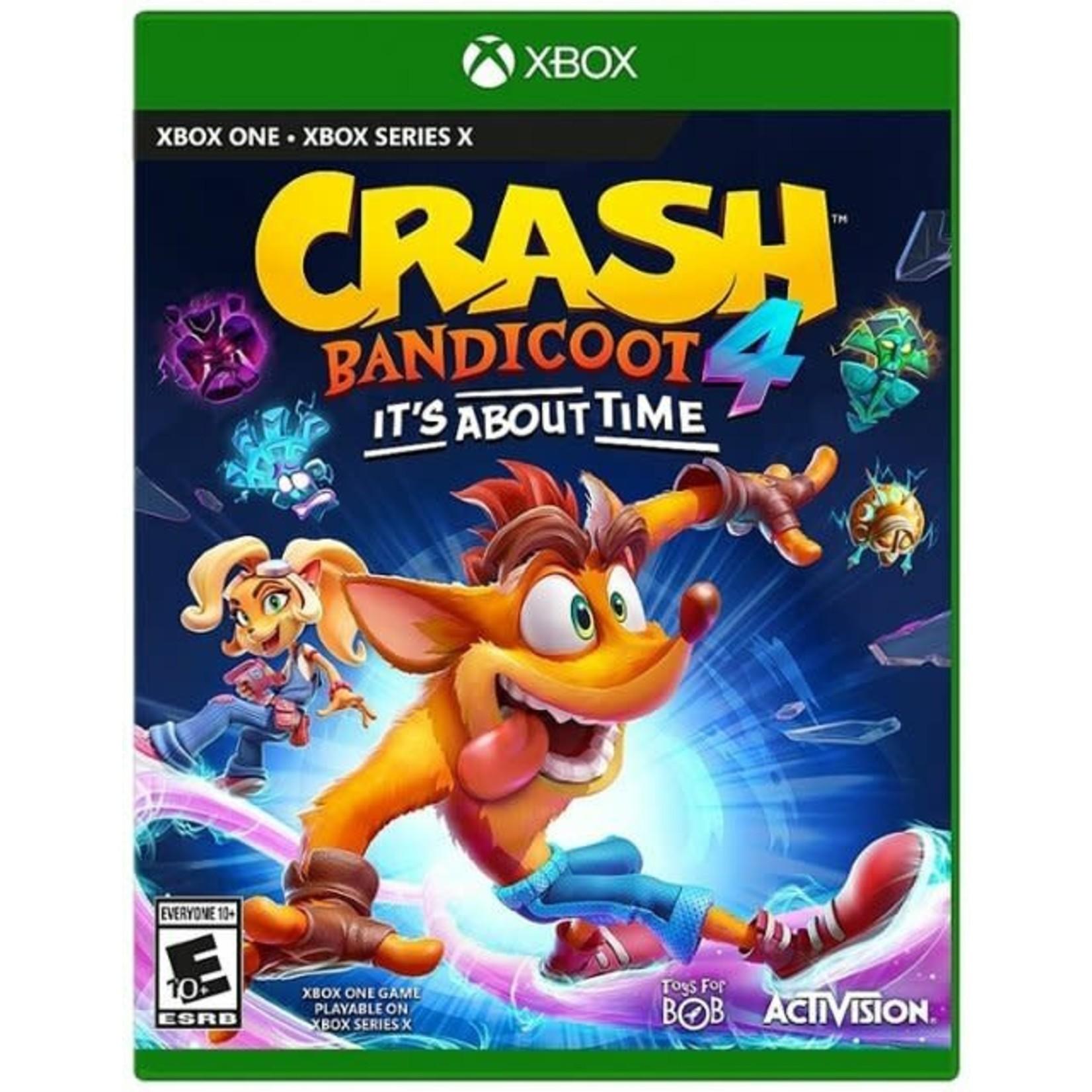 XB1-Crash Bandicoot 4: It's About Time