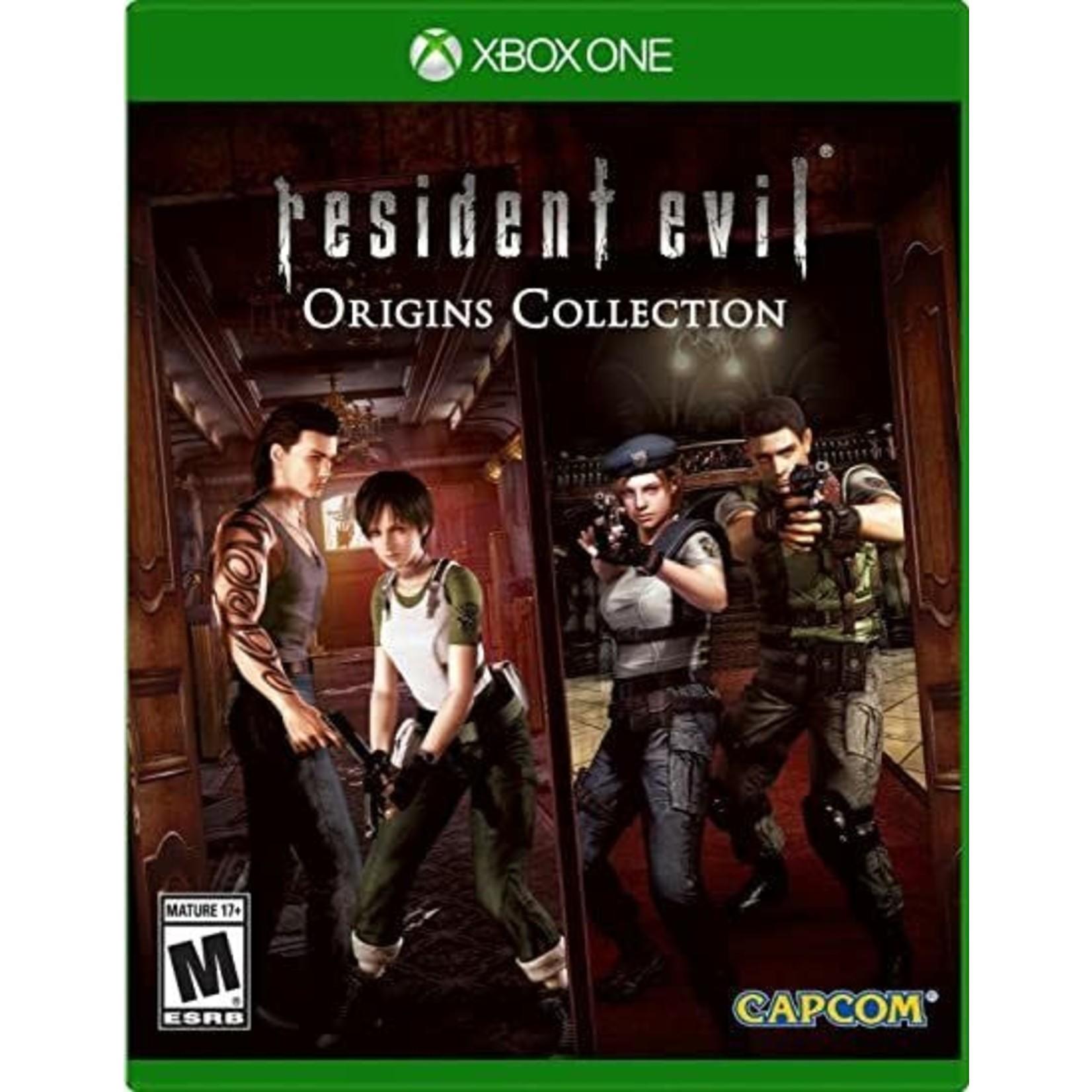 XB1U-Resident Evil Origins Collection