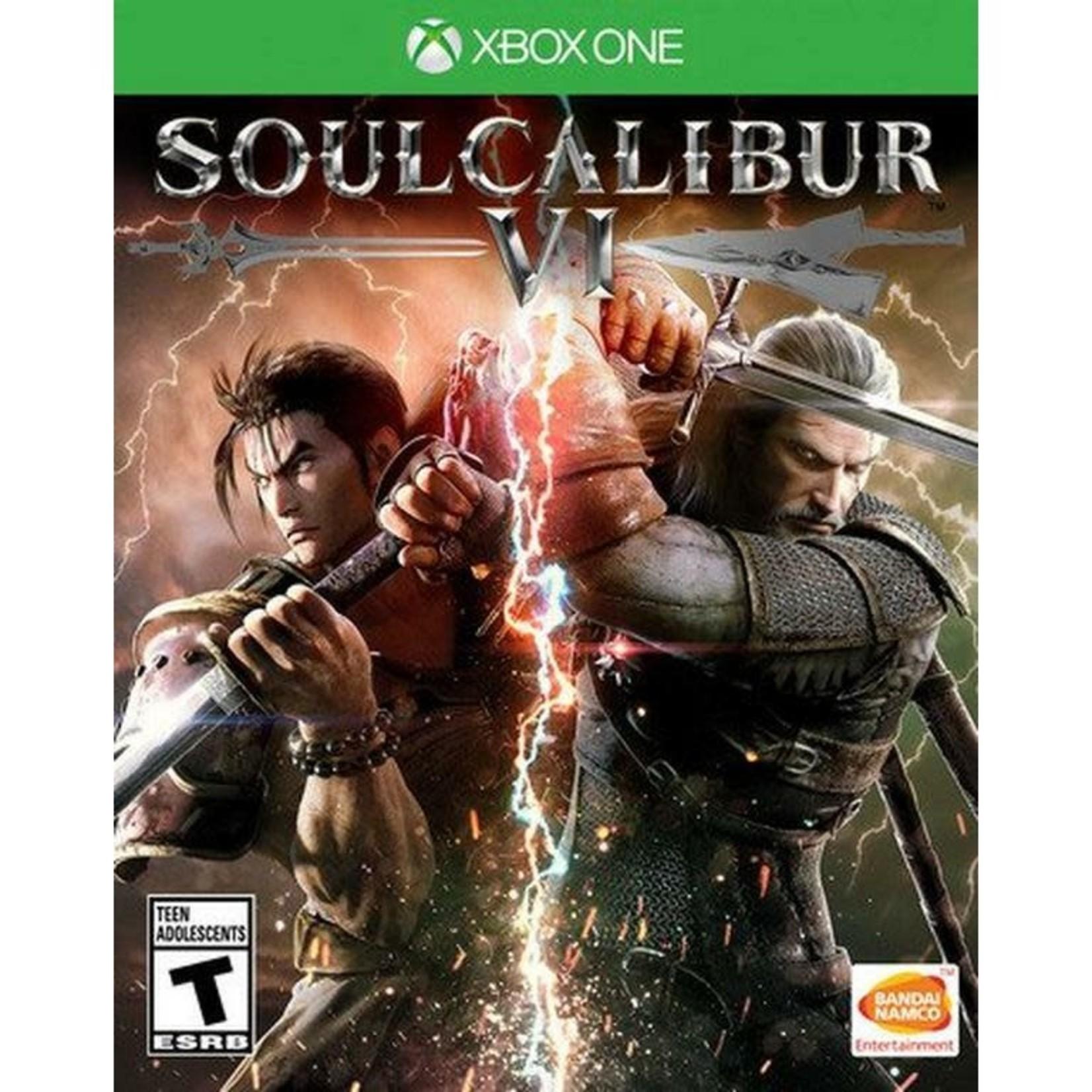 XB1-Soulcalibur VI