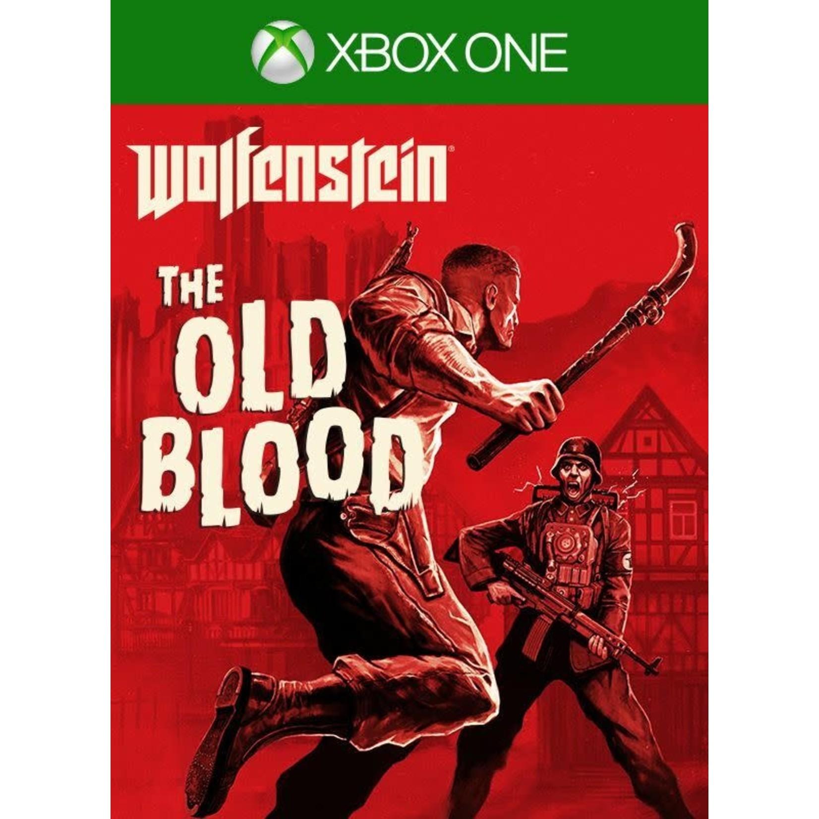 XB1U-Wolfenstein: The Old Blood