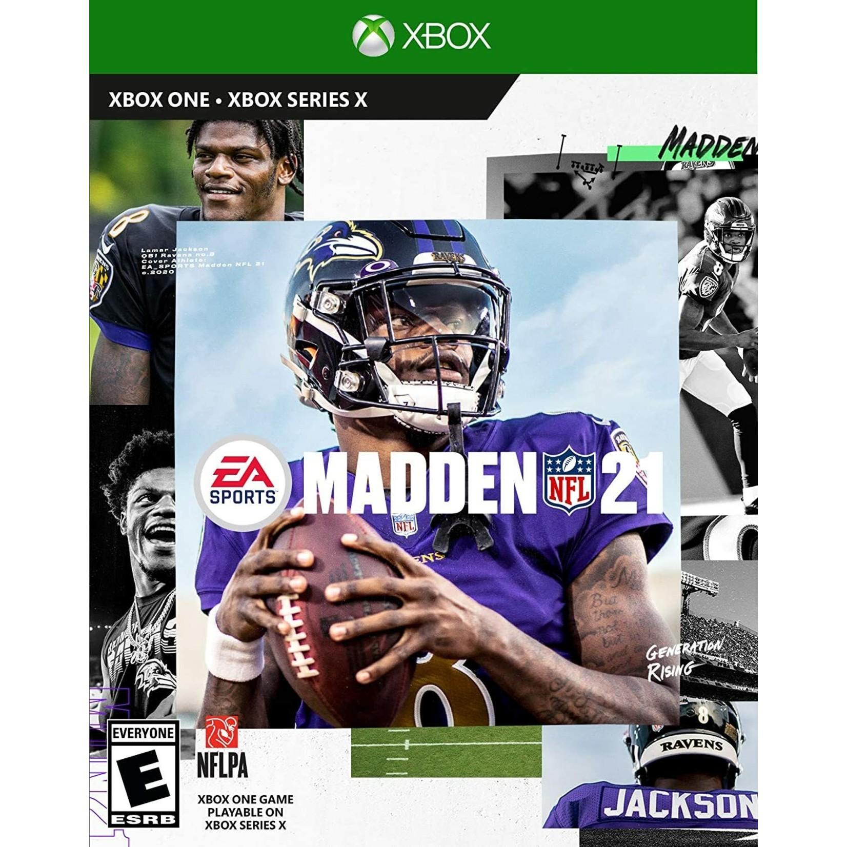 xb1-Madden NFL 21