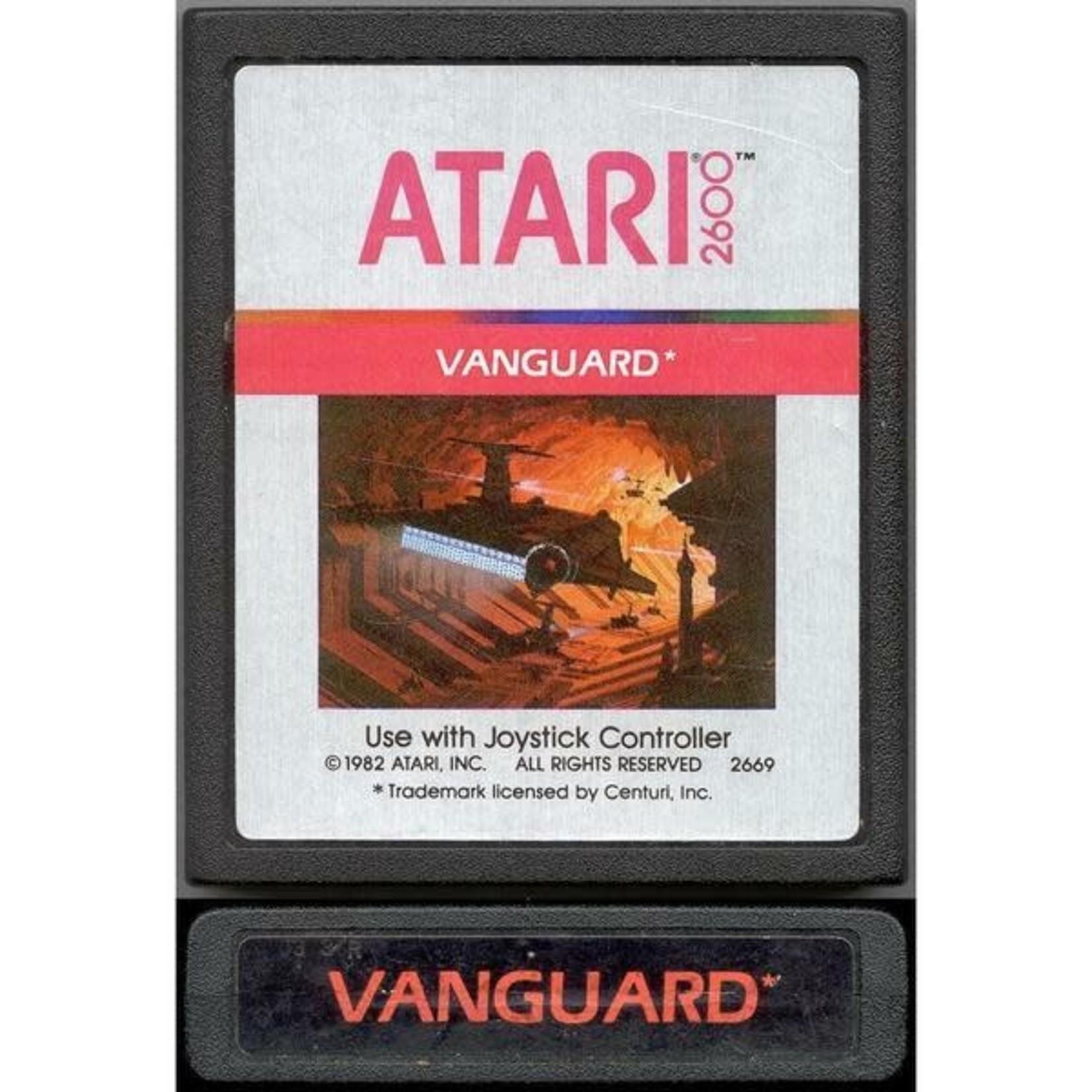 atariu- vanguard (cart only)