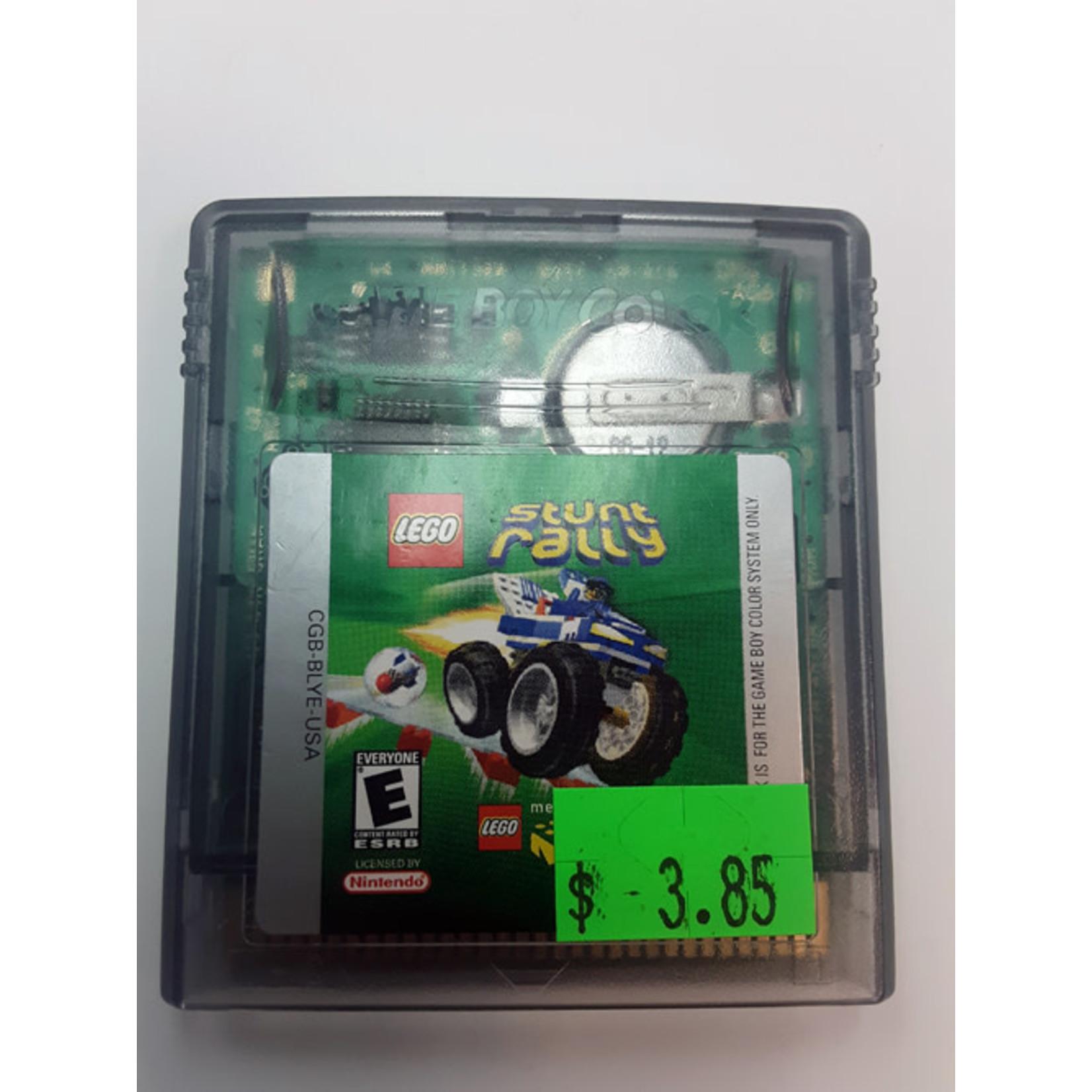 GBCU-LEGO Stunt rally (cartridge)