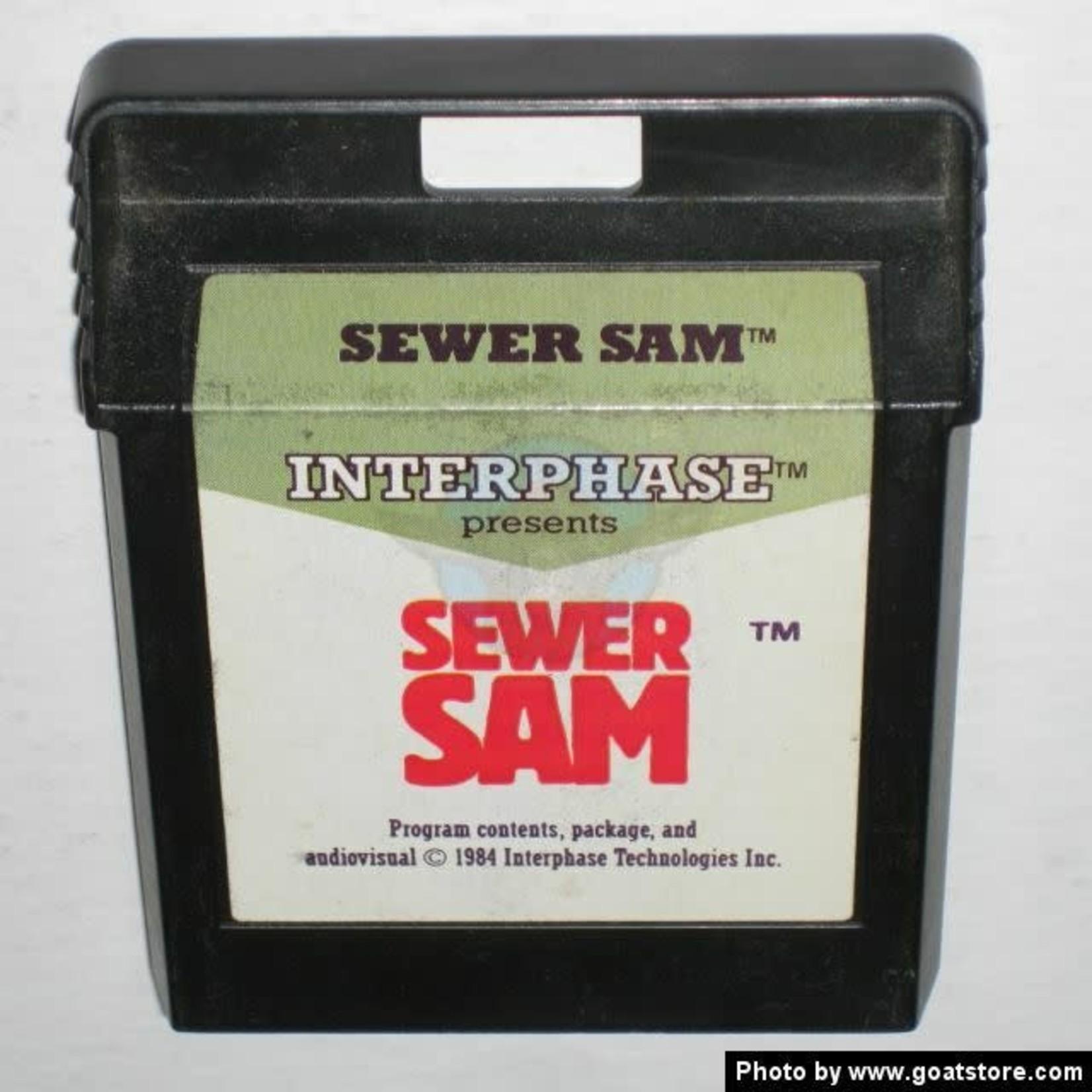 cvu-Sewer Sam (cart only)