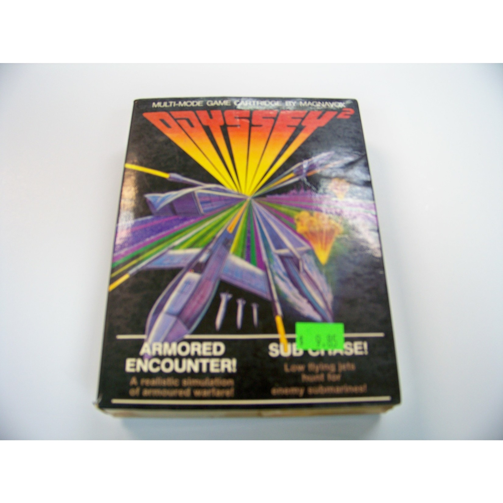 OD2U-SubChase!/Armored Encounter (BOXED)