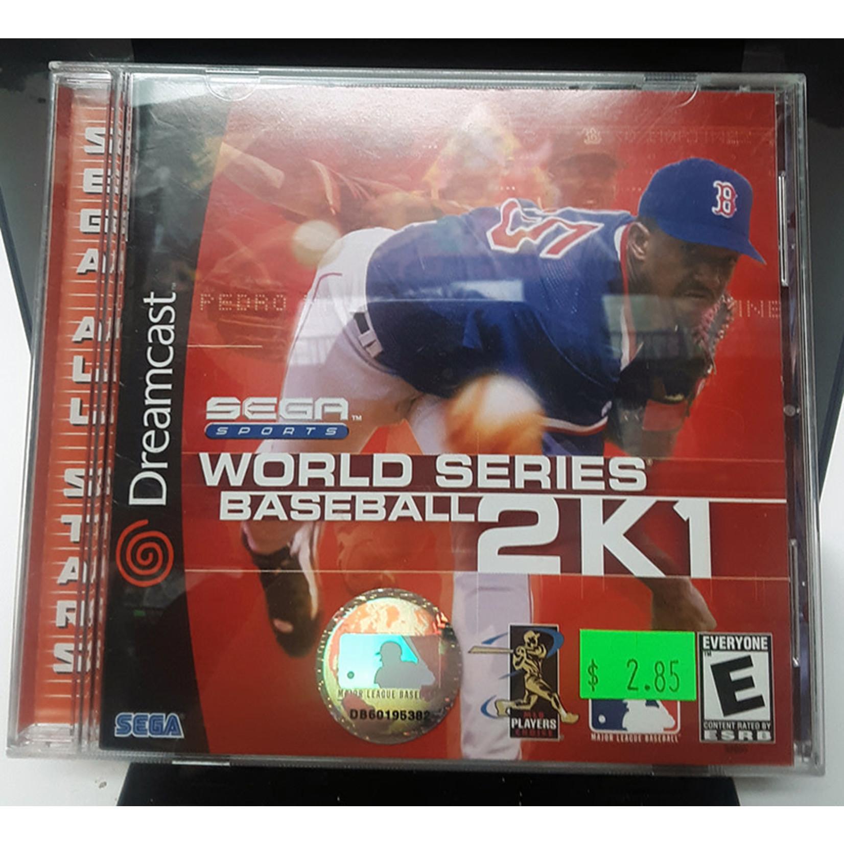 dcu-World Series Baseball 2k1
