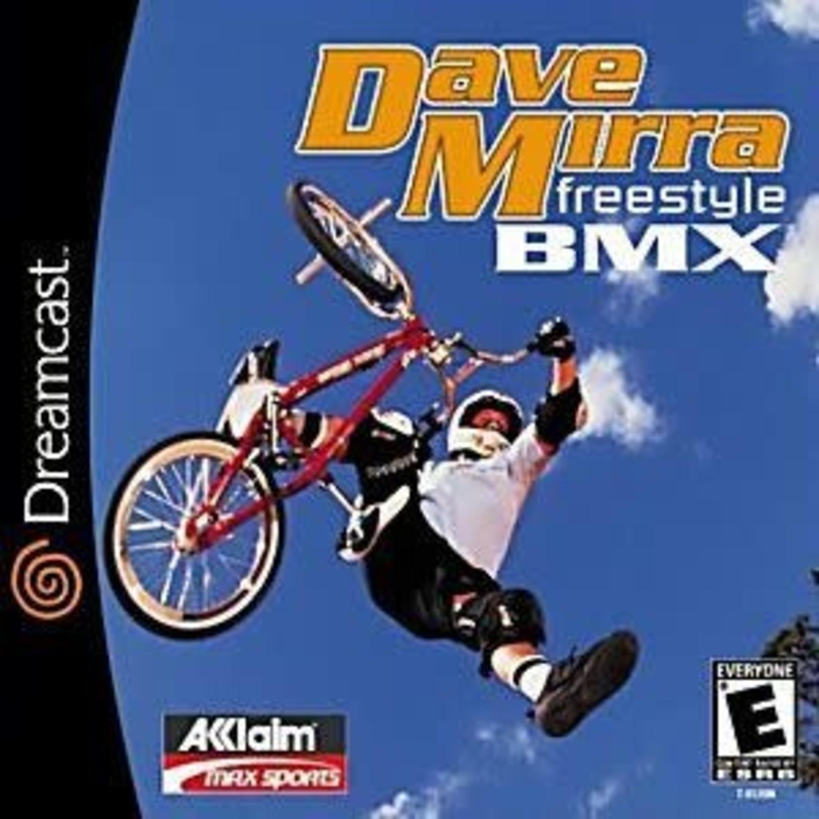 SDCU-Dave Mirra Freestyle BMX