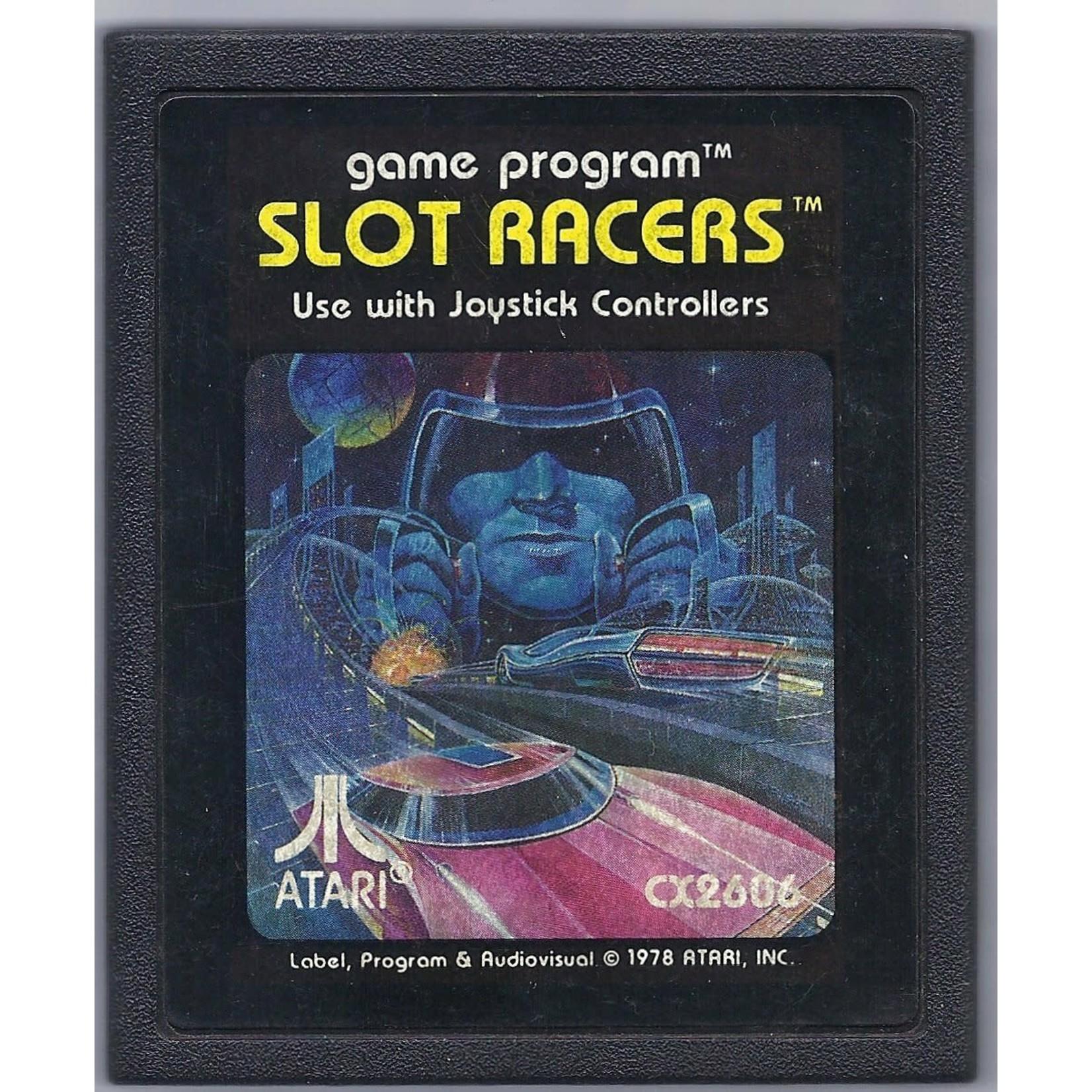 ATARIU-SLOT RACERS (CART ONLY)