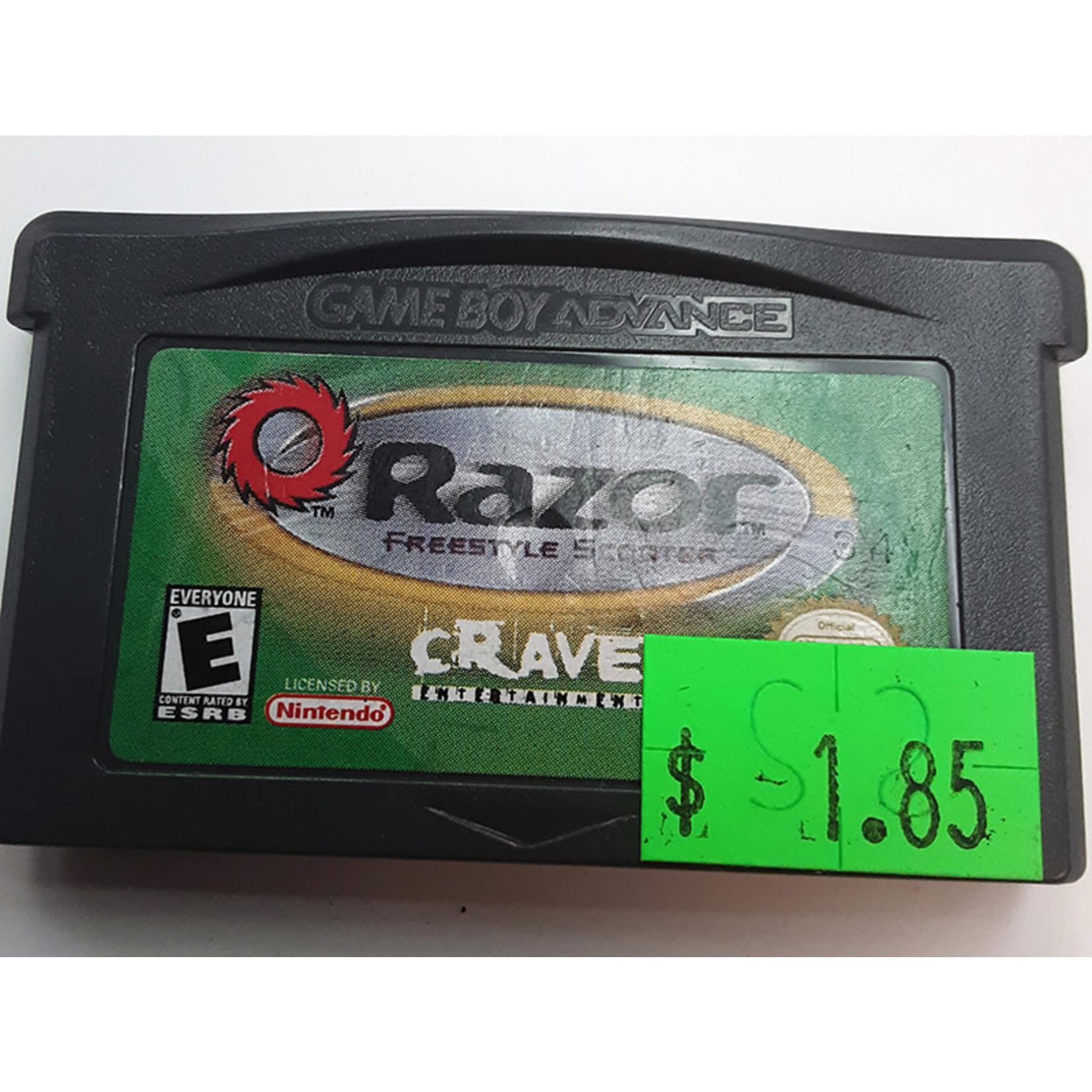 GBAu-Razor Freestyle Scooter (cartridge)